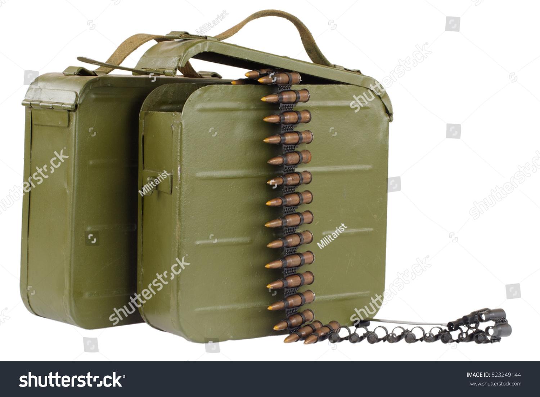machine gun ammunition belt