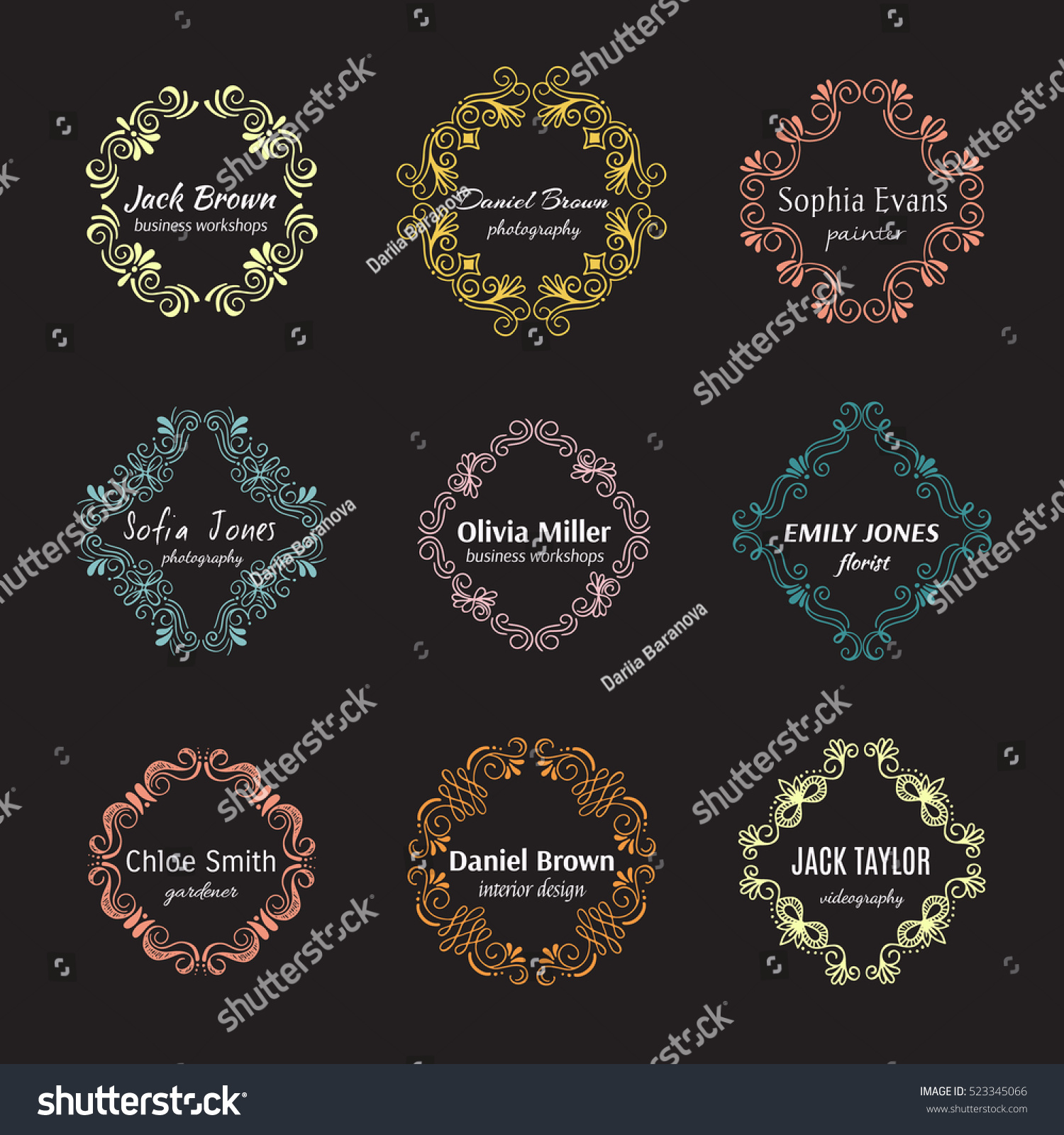 Charming 1 Inch Button Template Huge 10 Words To Put On Your Resume Solid 100 Template 11x17 Brochure Template Old 18 Year Old Resumes White1st Place Certificate Template Vector Ink Logo Template Collection Flower Stock Vector 523345066 ..