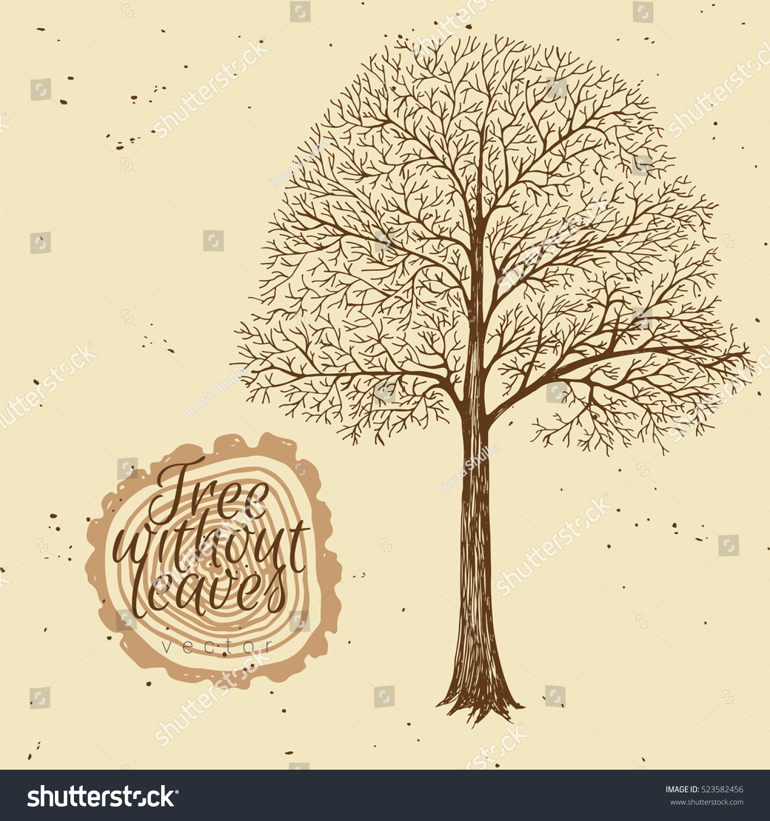 Деревья на стенах (подборка) / Декор стен / ВТОРАЯ УЛИЦА 88