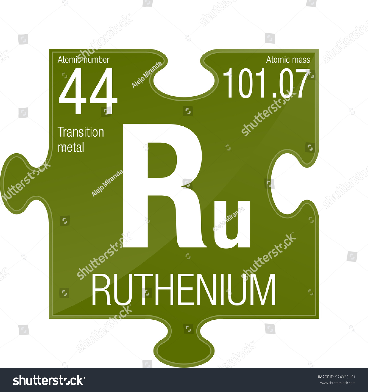 Ruthenium symbol element number 44 periodic stock vector 524033161 ruthenium symbol element number 44 of the periodic table of the elements chemistry gamestrikefo Choice Image