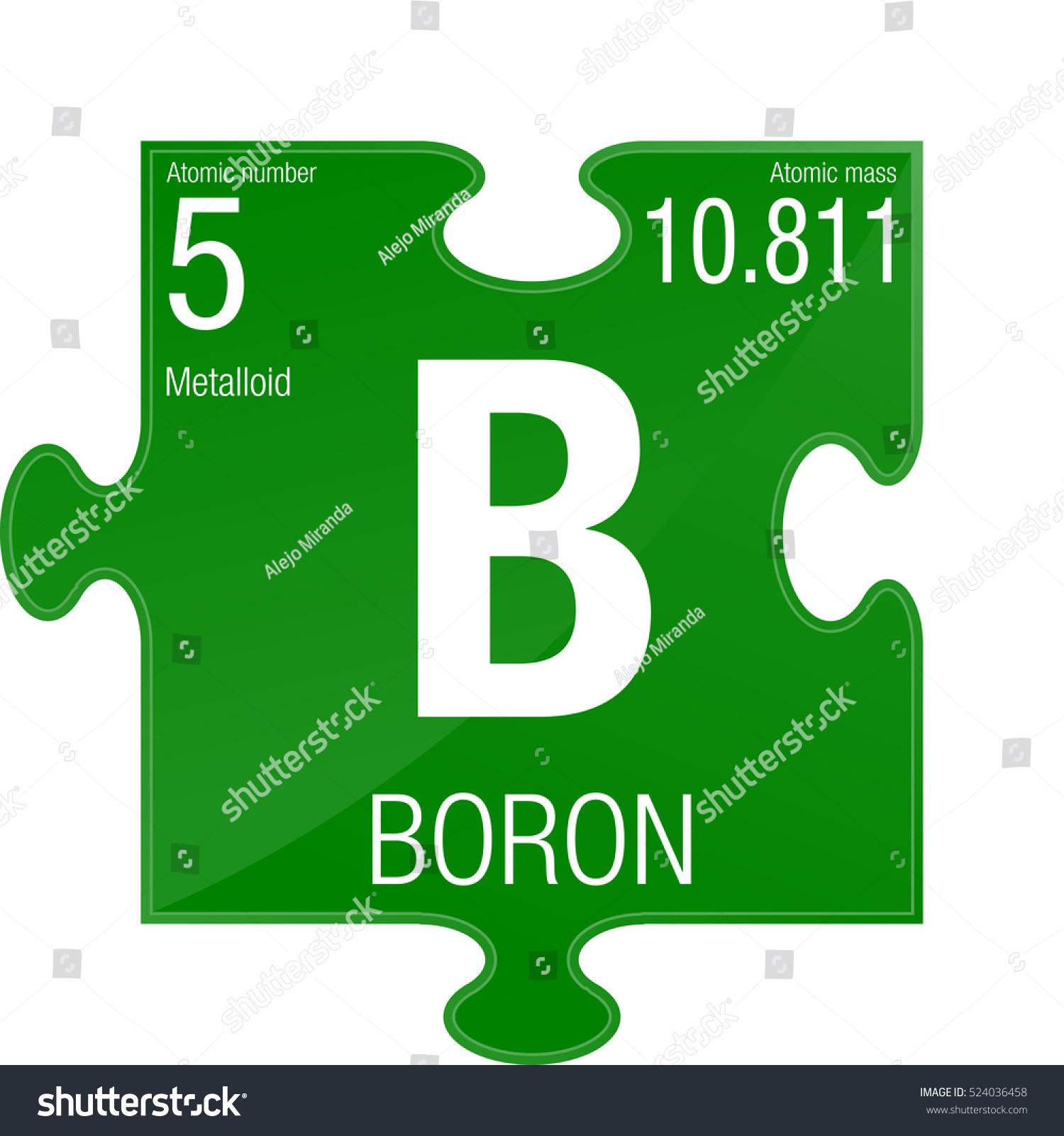 The symbol of boron images symbol and sign ideas boron symbol element number 5 periodic stock vector 524036458 boron symbol element number 5 of the buycottarizona