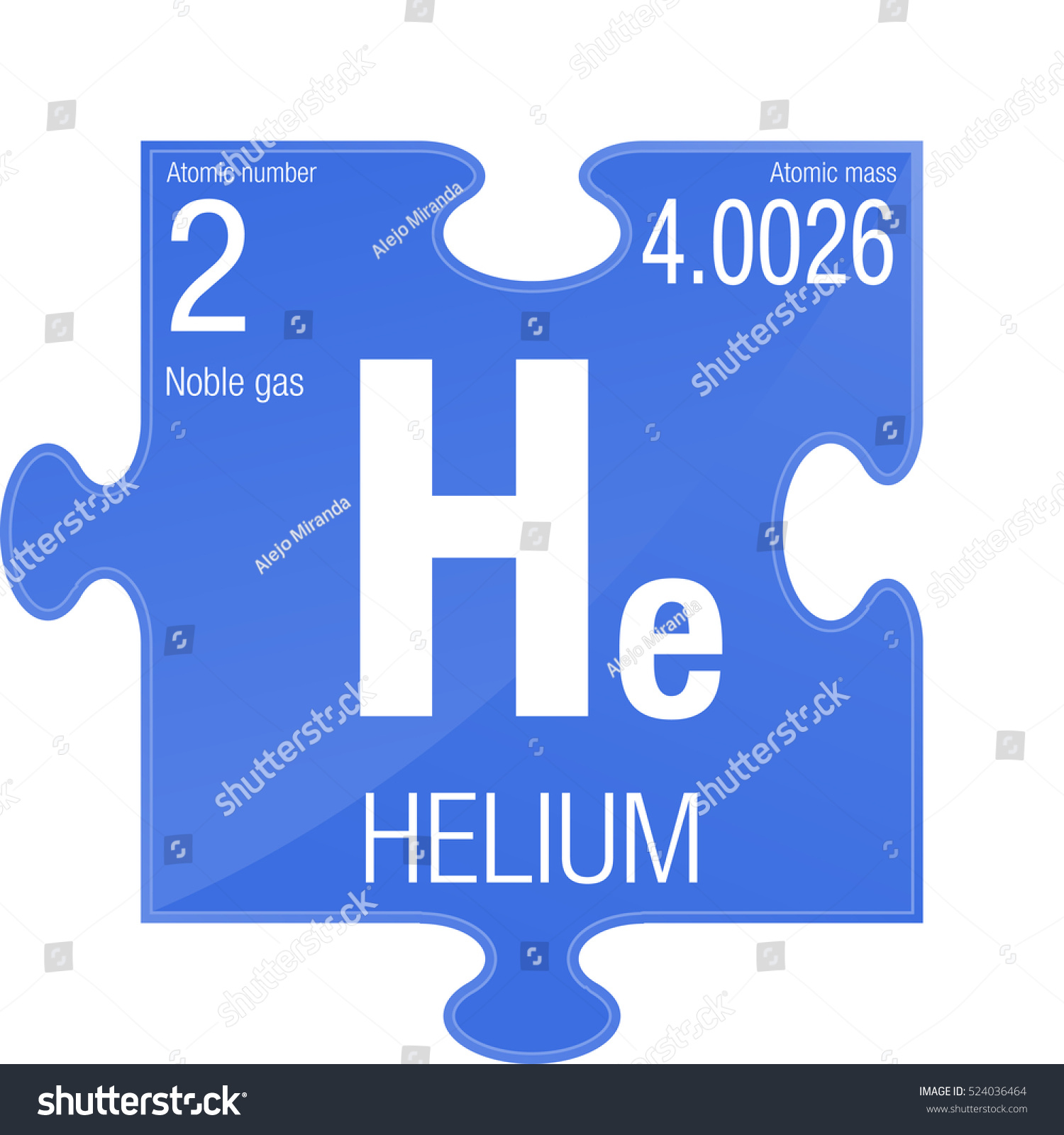 Helium symbol element number 2 periodic stock vector 524036464 helium symbol element number 2 of the periodic table of the elements chemistry buycottarizona