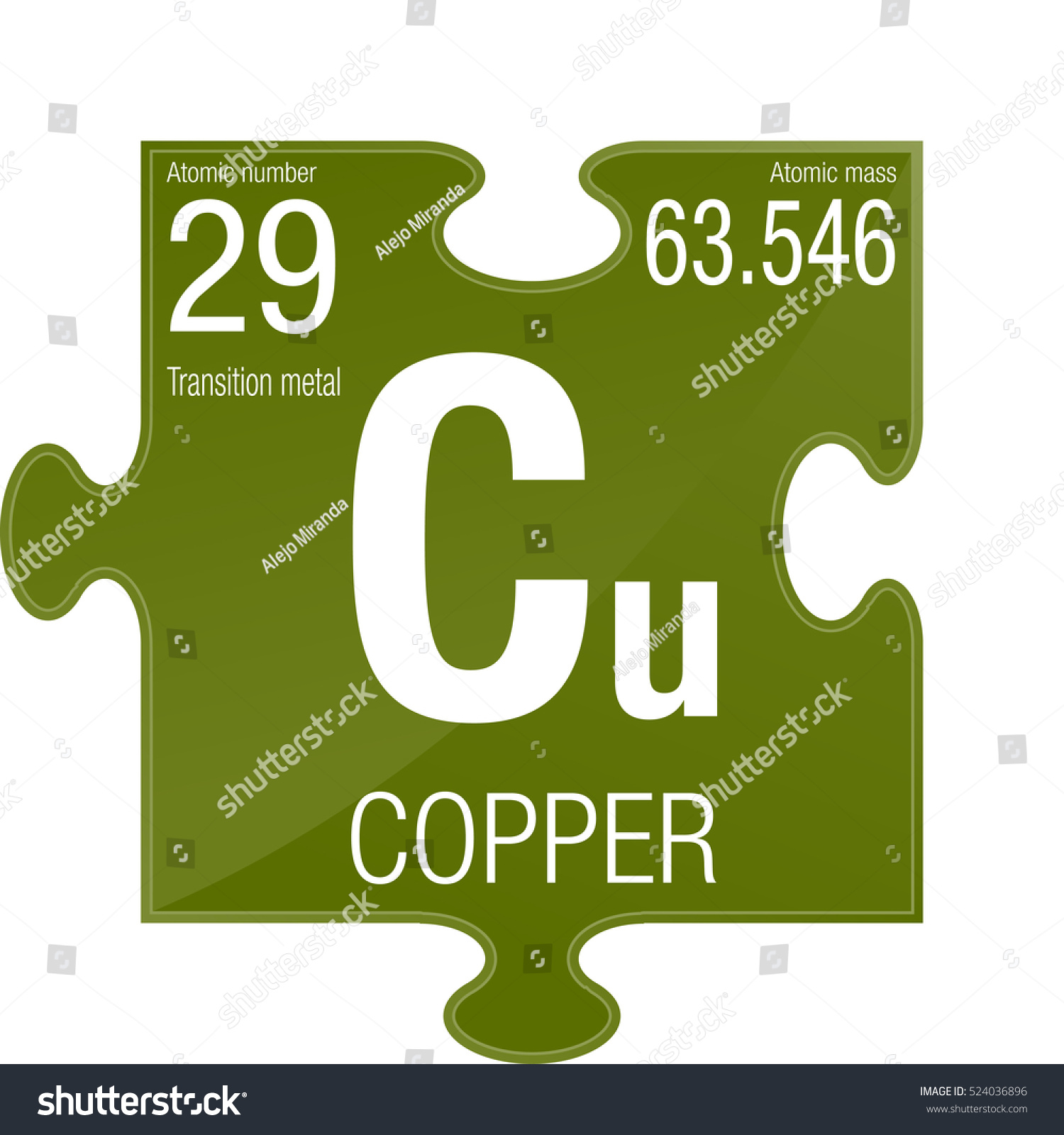Copper symbol element number 29 periodic stock vector 524036896 copper symbol element number 29 of the periodic table of the elements chemistry buycottarizona