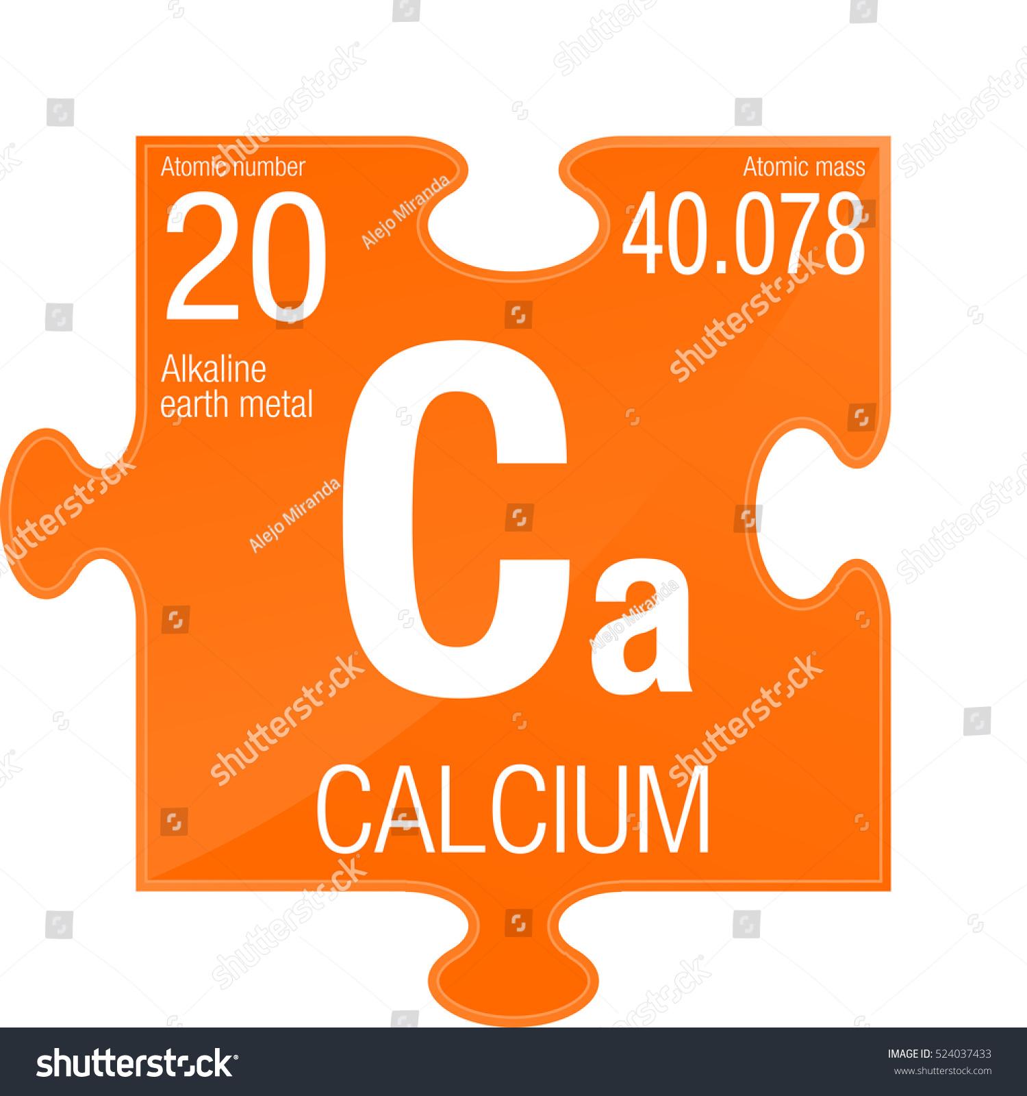 calcium element symbol