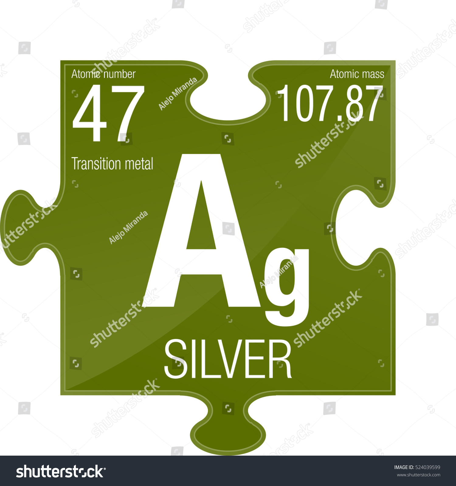 Silver symbol element number 47 periodic stock vector 524039599 silver symbol element number 47 of the periodic table of the elements chemistry gamestrikefo Choice Image