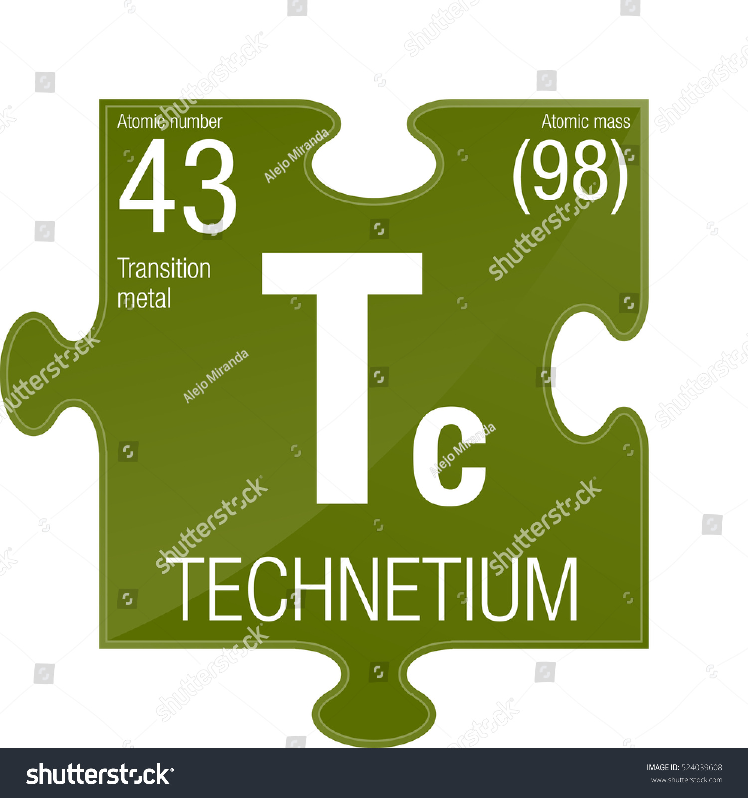 Technetium symbol element number 43 periodic stock vector technetium symbol element number 43 of the periodic table of the elements chemistry gamestrikefo Image collections