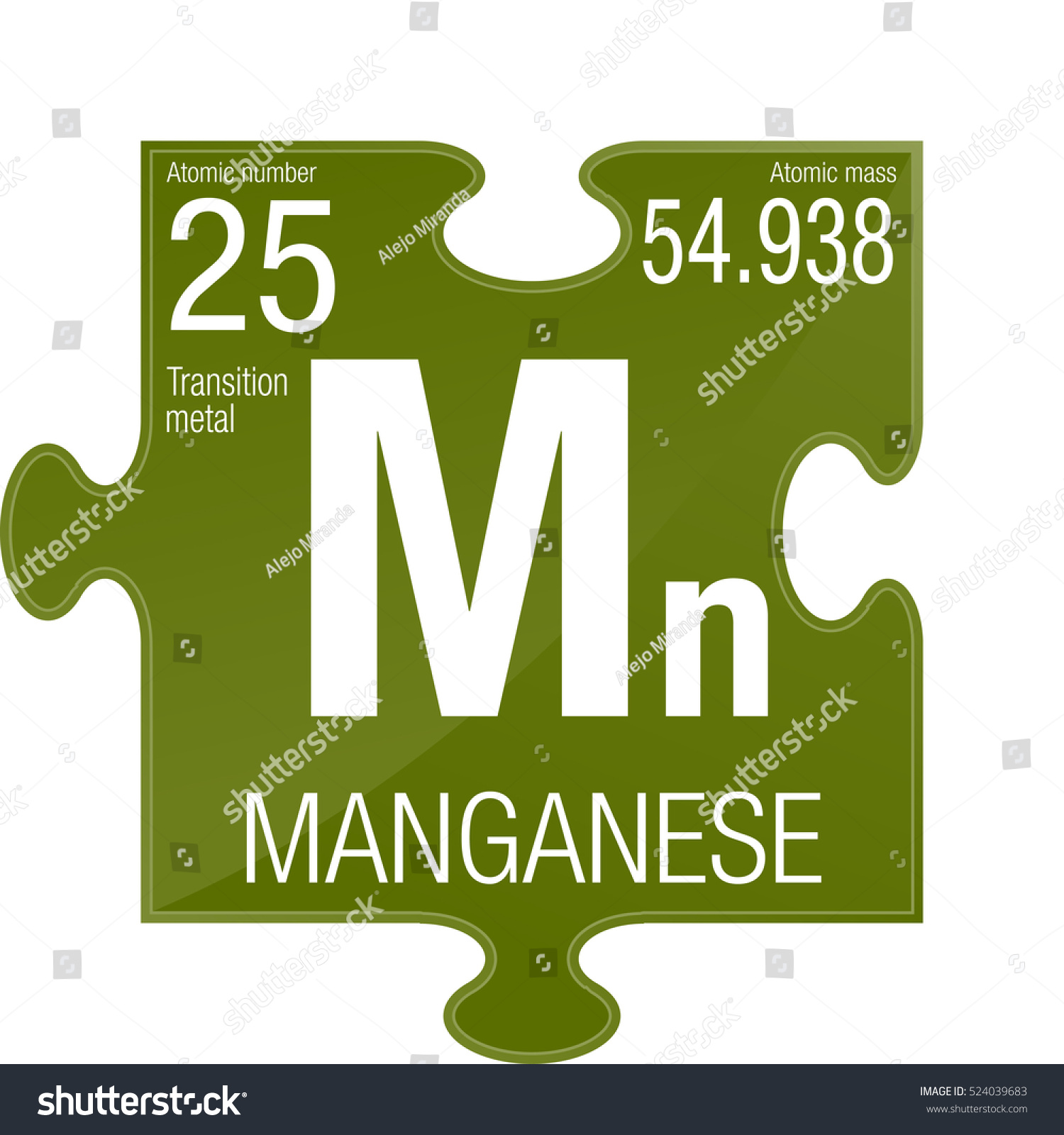 Manganese symbol element number 25 periodic stock vector 524039683 manganese symbol element number 25 of the periodic table of the elements chemistry gamestrikefo Images