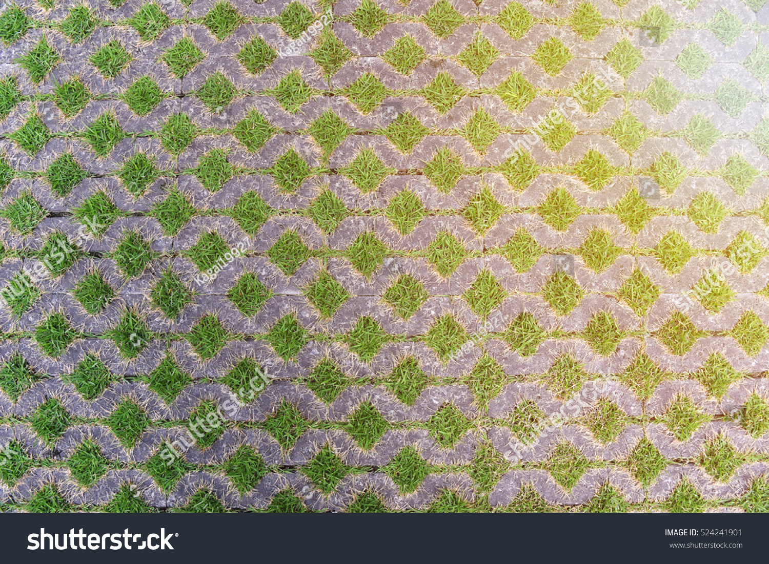 Royalty Free Pattern Of Square Cement Floor Tiles 524241901 Stock