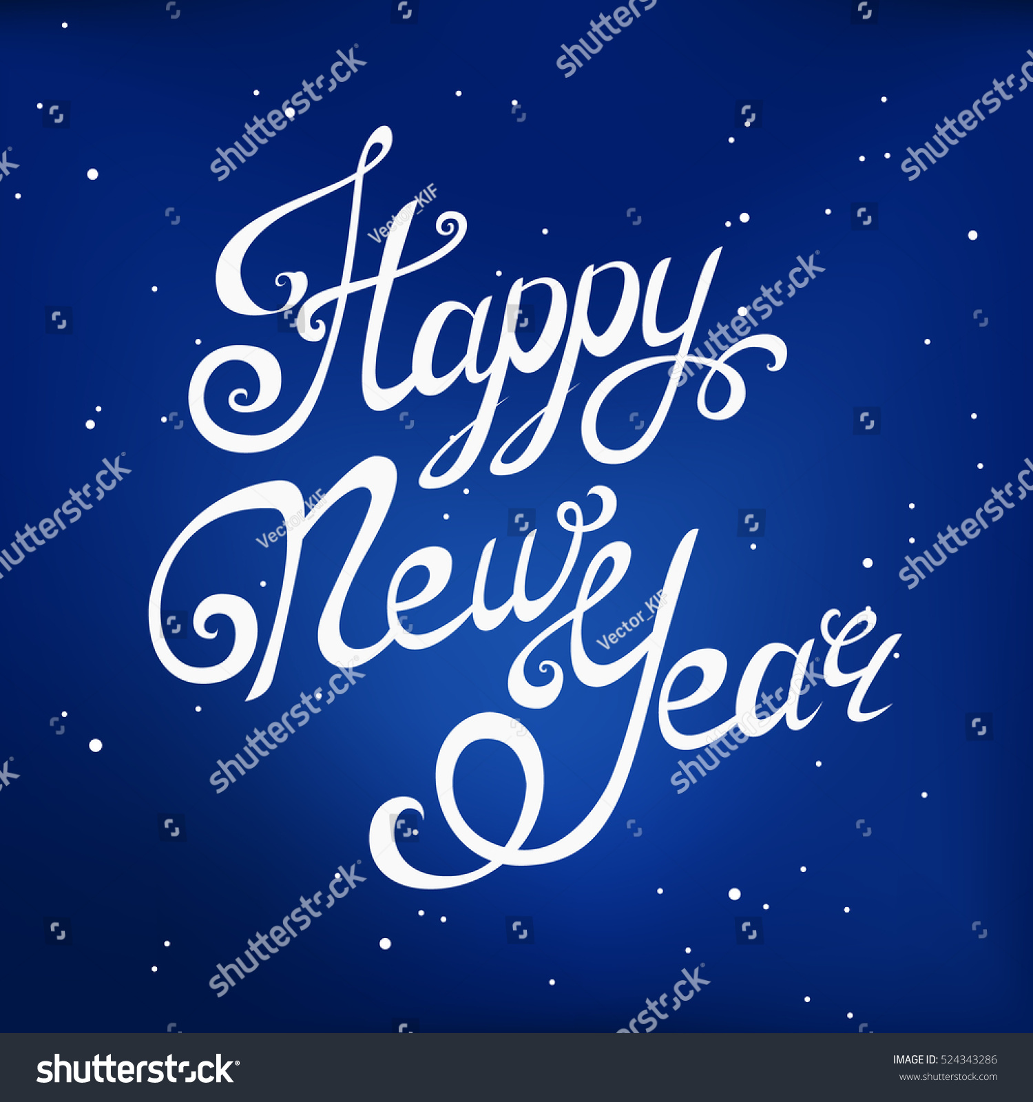 Happy New Year Handmade Lettering 28 Images Happy New