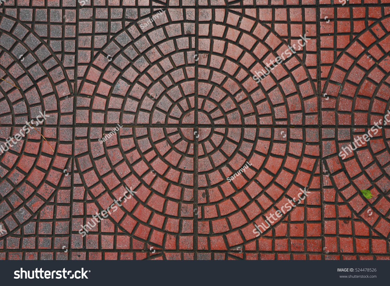 beautiful red stone floor background stock photo 524478526
