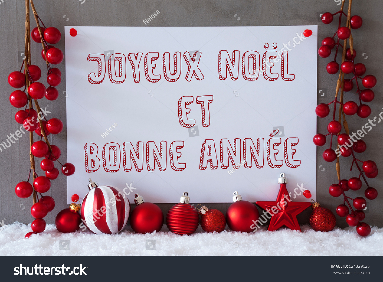 label snow christmas balls joyeux noel et bonne annee. Black Bedroom Furniture Sets. Home Design Ideas
