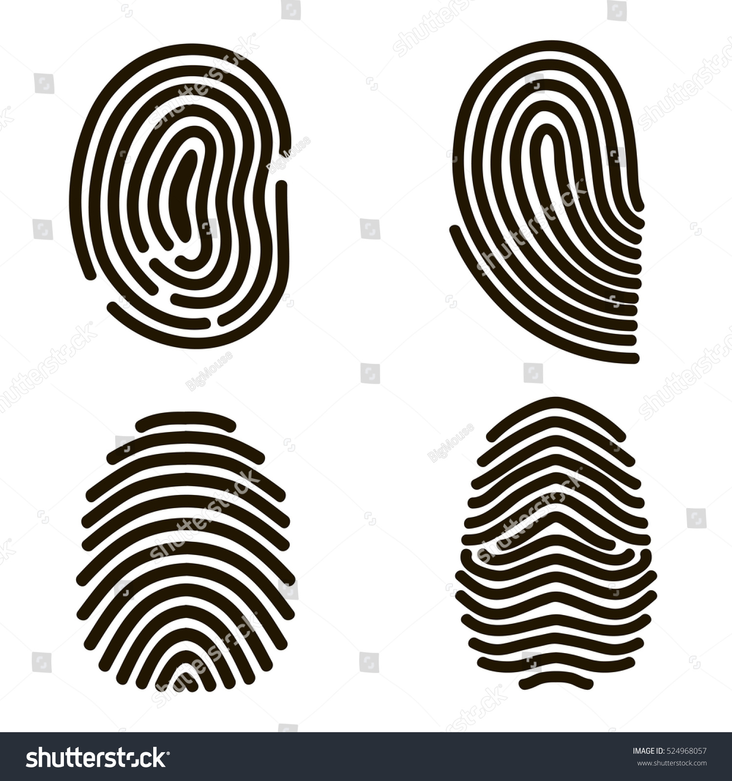personality is a fingerprint to a persons identity An identity-authentication system using fingerprints  establish the identity of a person: 1) authentication (verifica-  all of the people in this image are the .