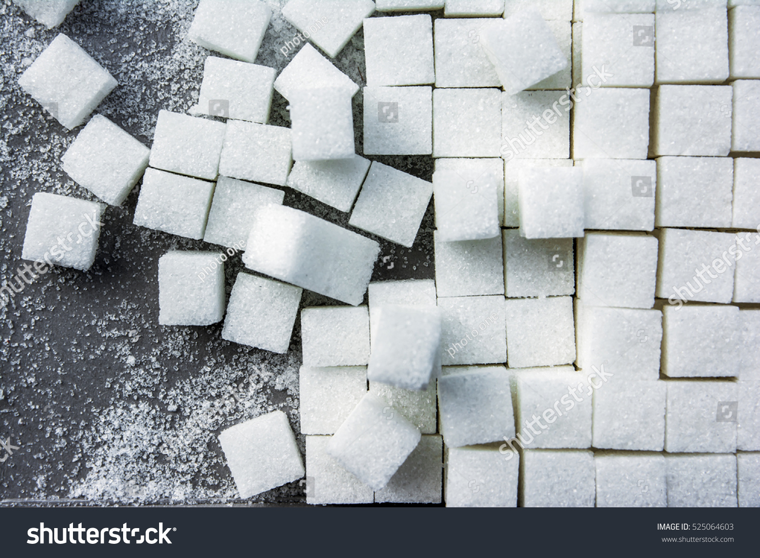 background of sugar cubes.Cube sugar background #525064603