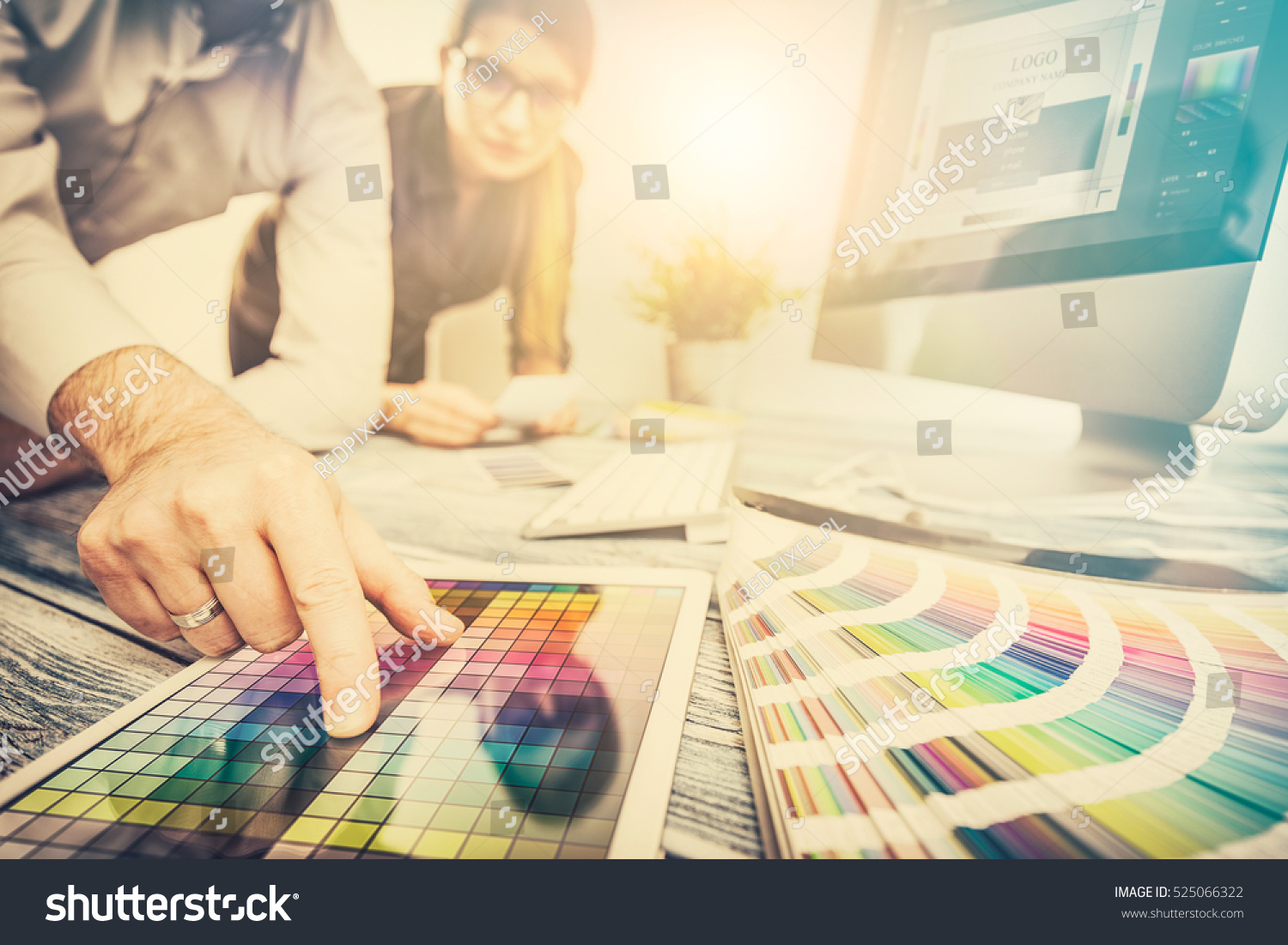 designer graphic creative creativity work tablet designing design imac artist coloring colour ideas style networking human notebook pattern place concept - stock image #525066322 - 123PhotoFree.com