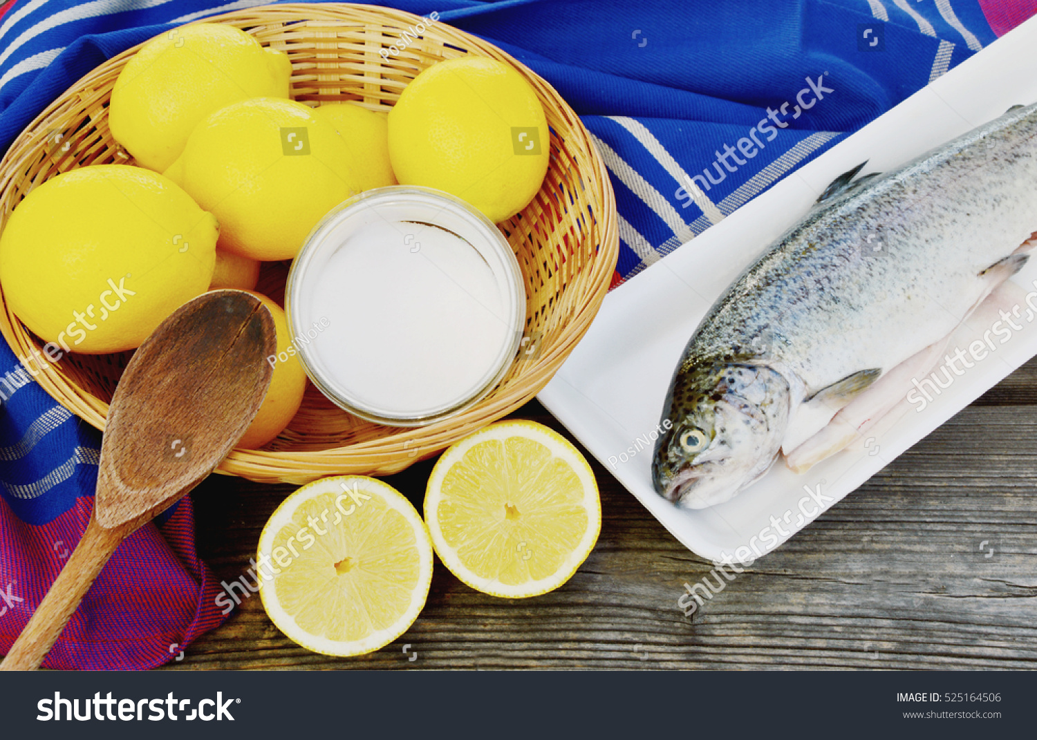 How get rid fishy smell fish stock photo 525164506 for How to remove fish smell