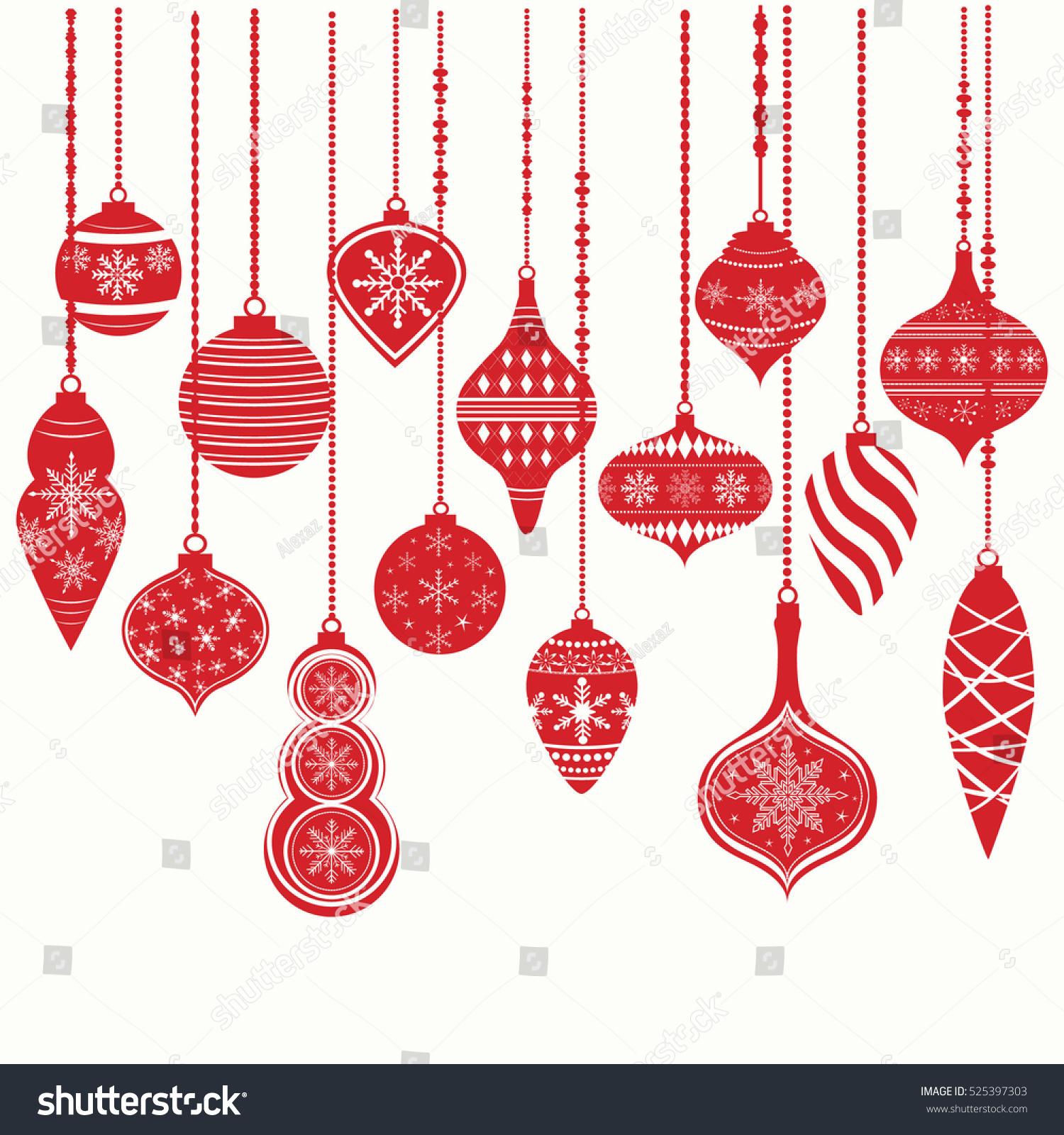 Christmas ornamentschristmas balls decorations