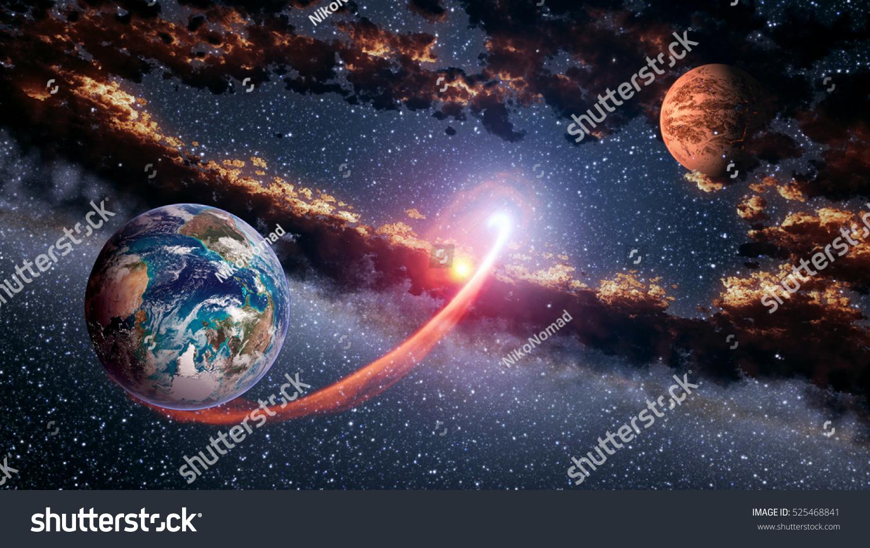 solar system galaxy universe planet - photo #6