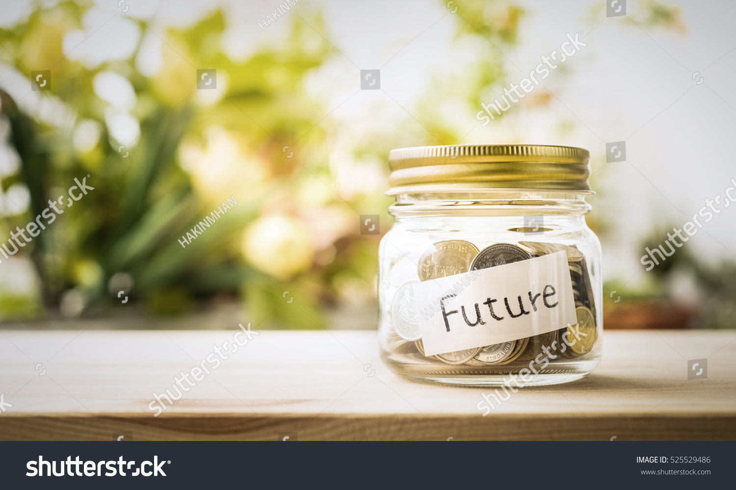 future word money coin glass jar stock photo (edit now) 525529486