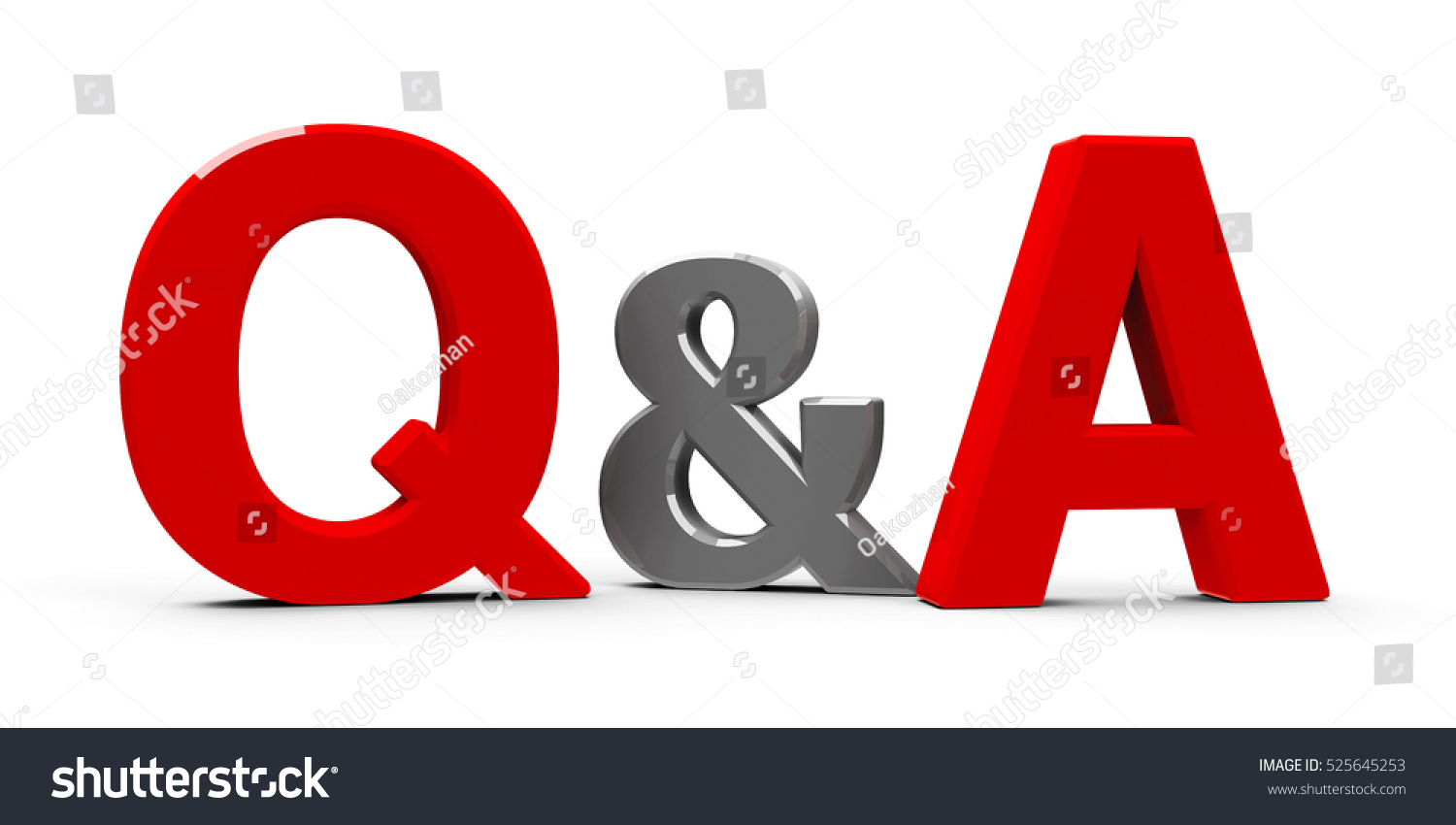red qa questions answers symbol icons stock illustration  red q a questions and answers symbol or icons isolated on white background three