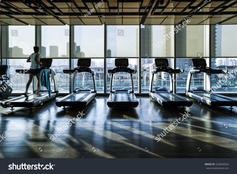 Swell Fitness Club Luxury Hotel Interior Stock Photo Edit Now Interior Design Ideas Skatsoteloinfo