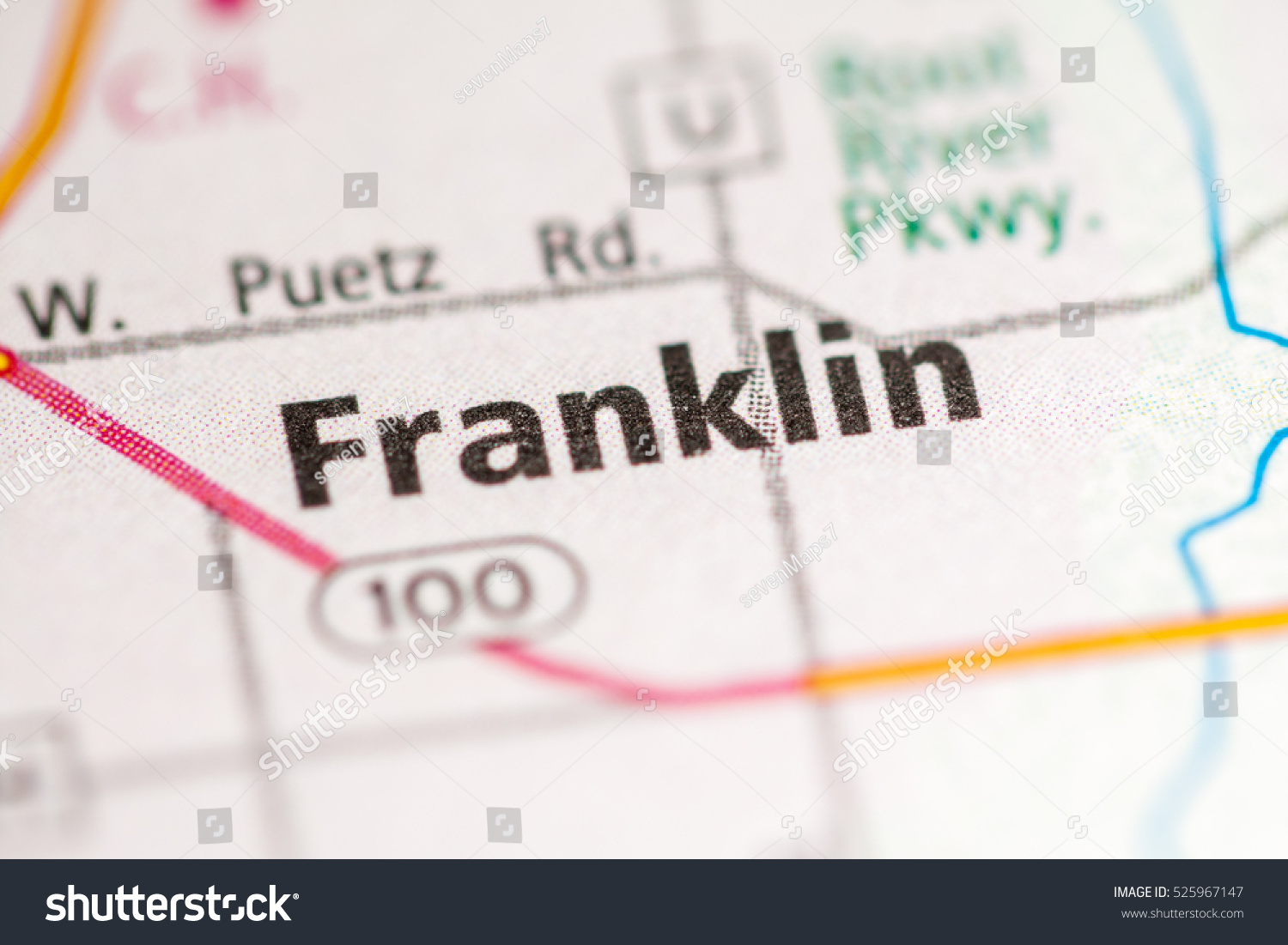 Franklin Wisconsin Usa Stock Photo Edit Now 525967147 Shutterstock