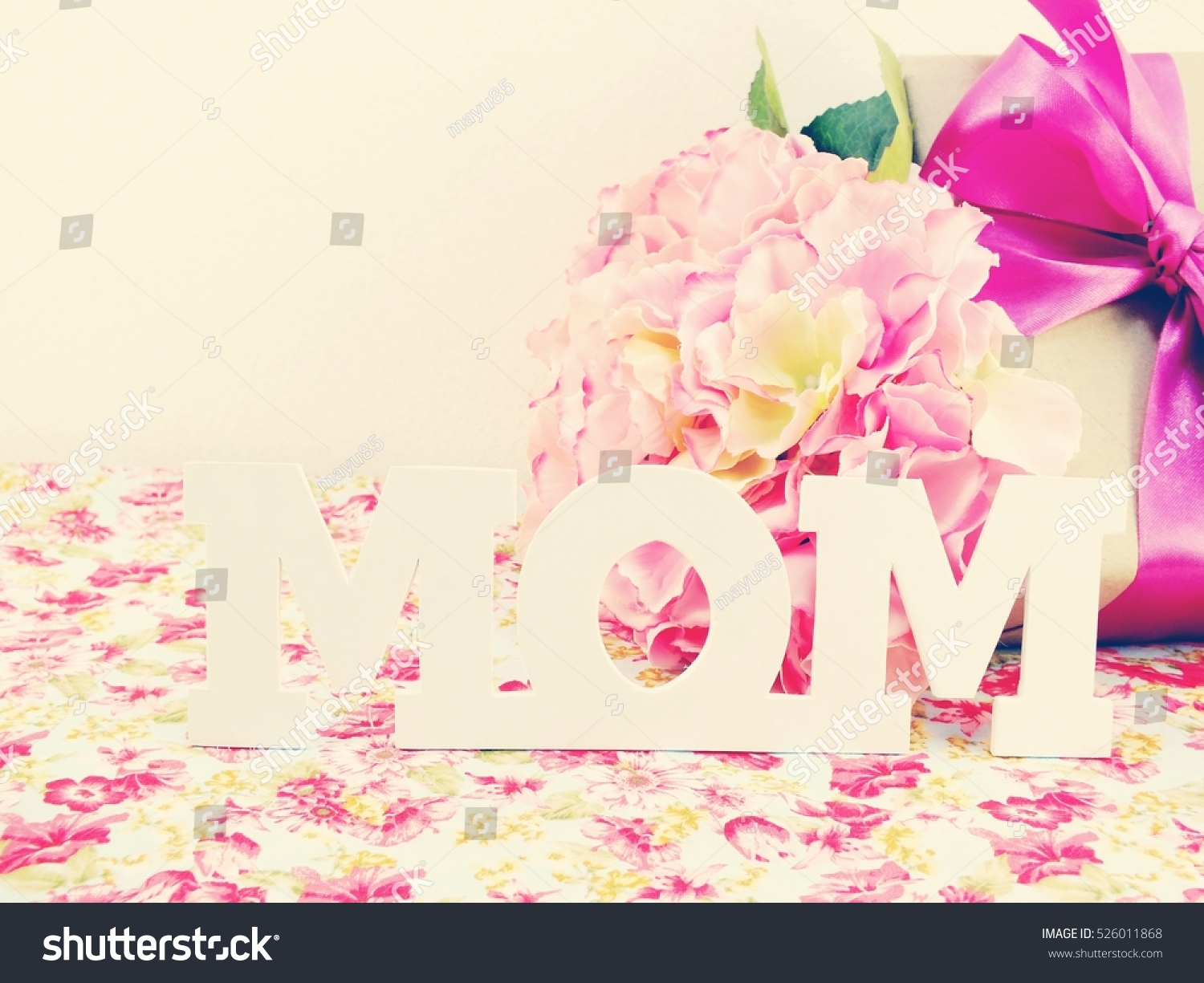 Gifts and beautiful bouquet of flowers for mom for mother day or id 526011868 izmirmasajfo