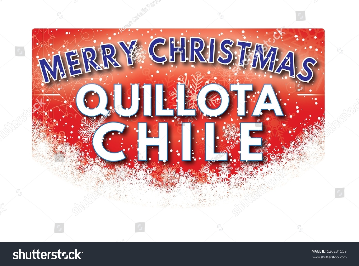 how to say merry christmas in chile