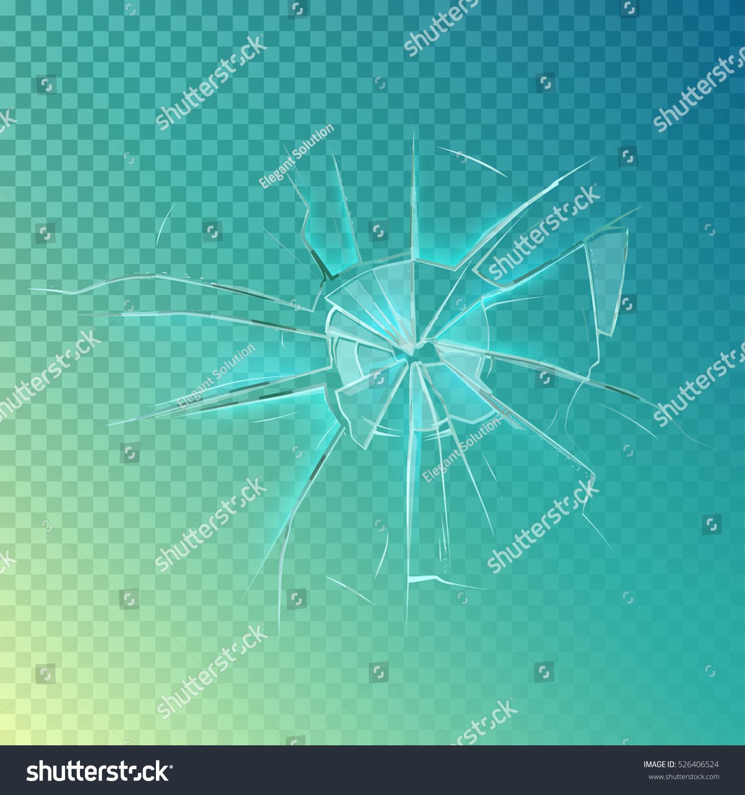 glass crack music