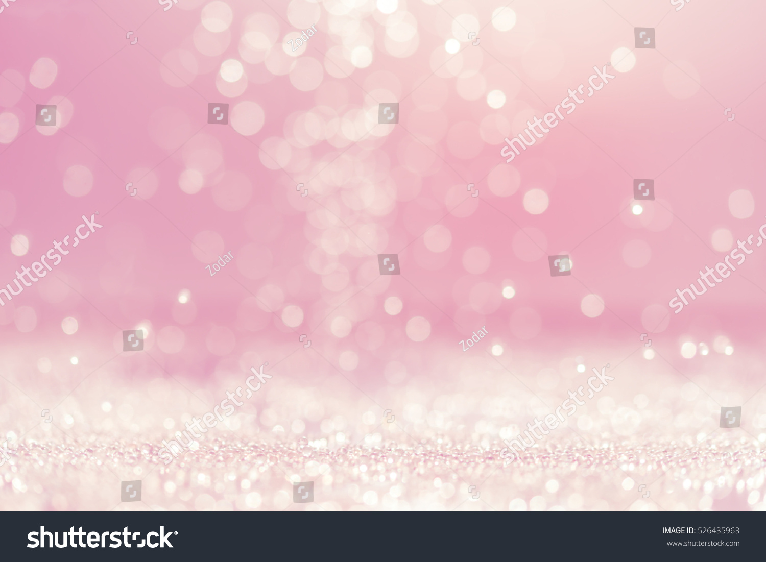 Pink Abstract bokeh background #526435963