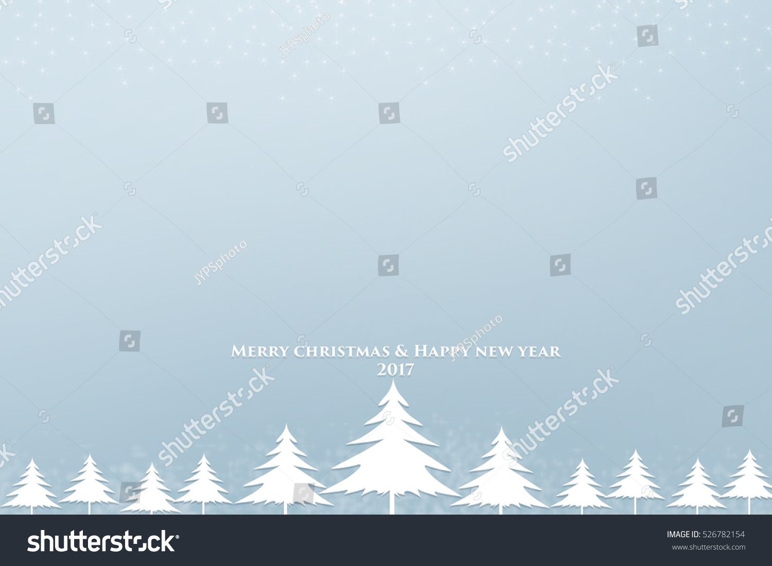 50 Beautiful Merry Christmas And Happy New Year Pictures: Merry Christmas And Happy New Year. Two Thousand Seventeen