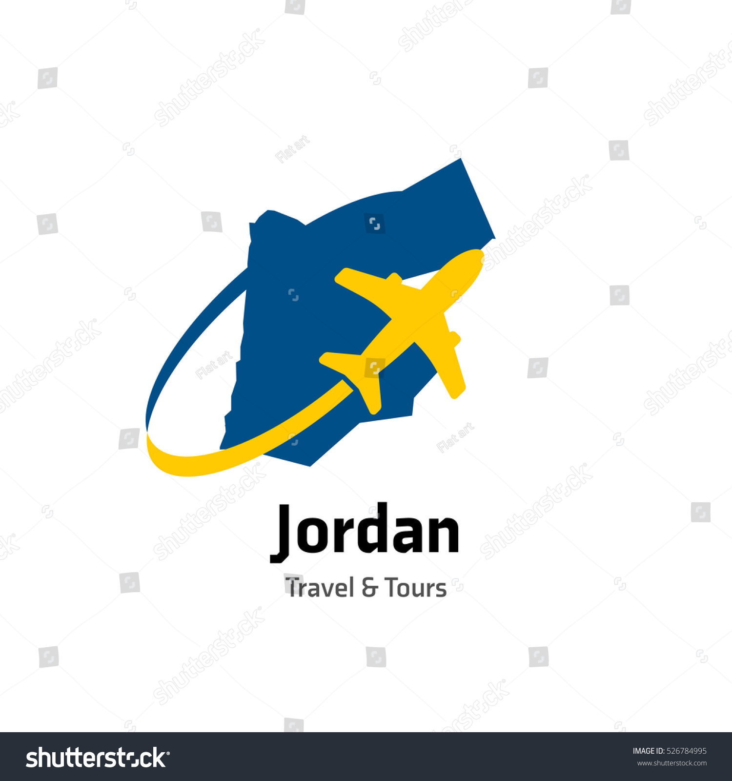 Jordan travel tours logo vector travel stock vector 526784995 jordan travel and tours logo vector travel company logo design country map leisure travel biocorpaavc Gallery