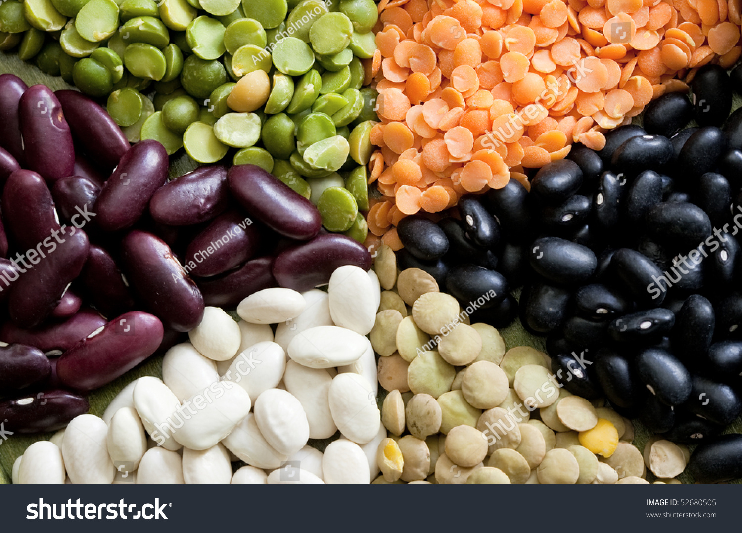 how to cook mixed beans and lentils