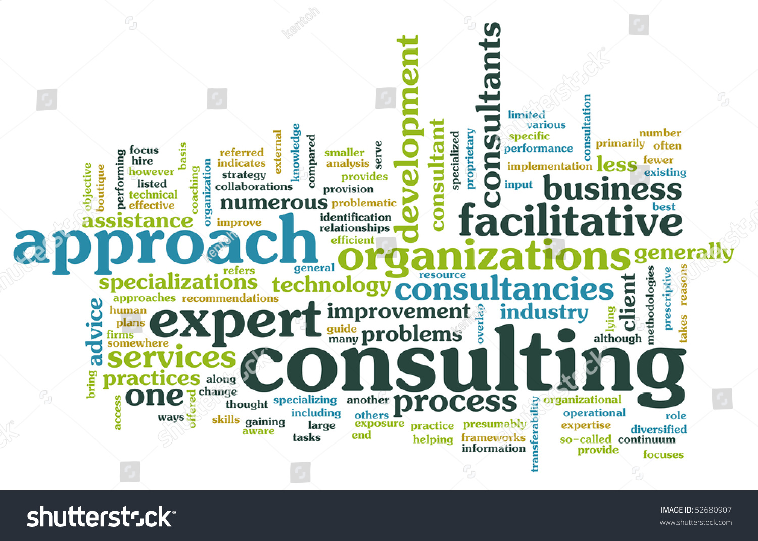 Business Management Consulting : Management consulting service company art stock