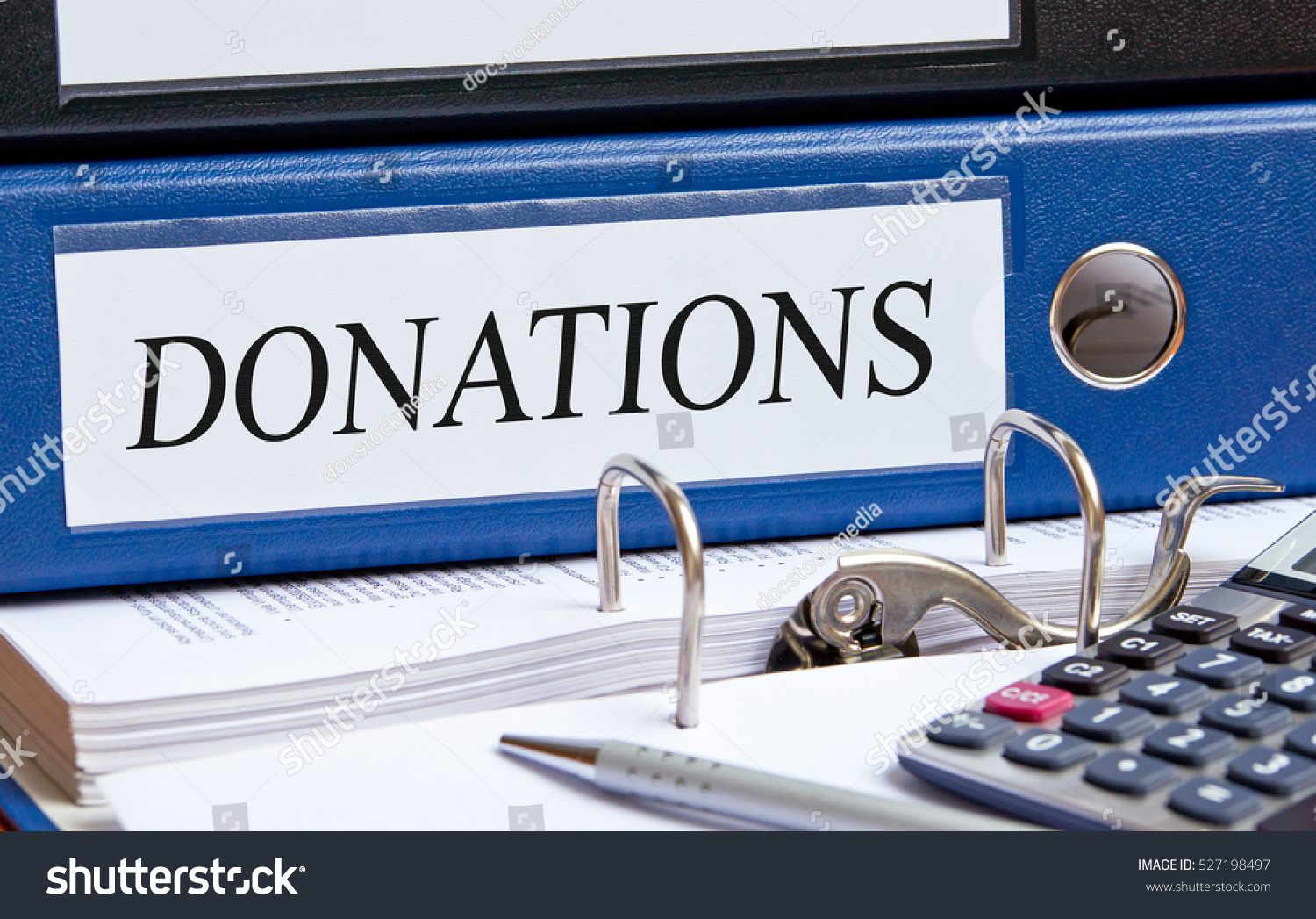 office donations