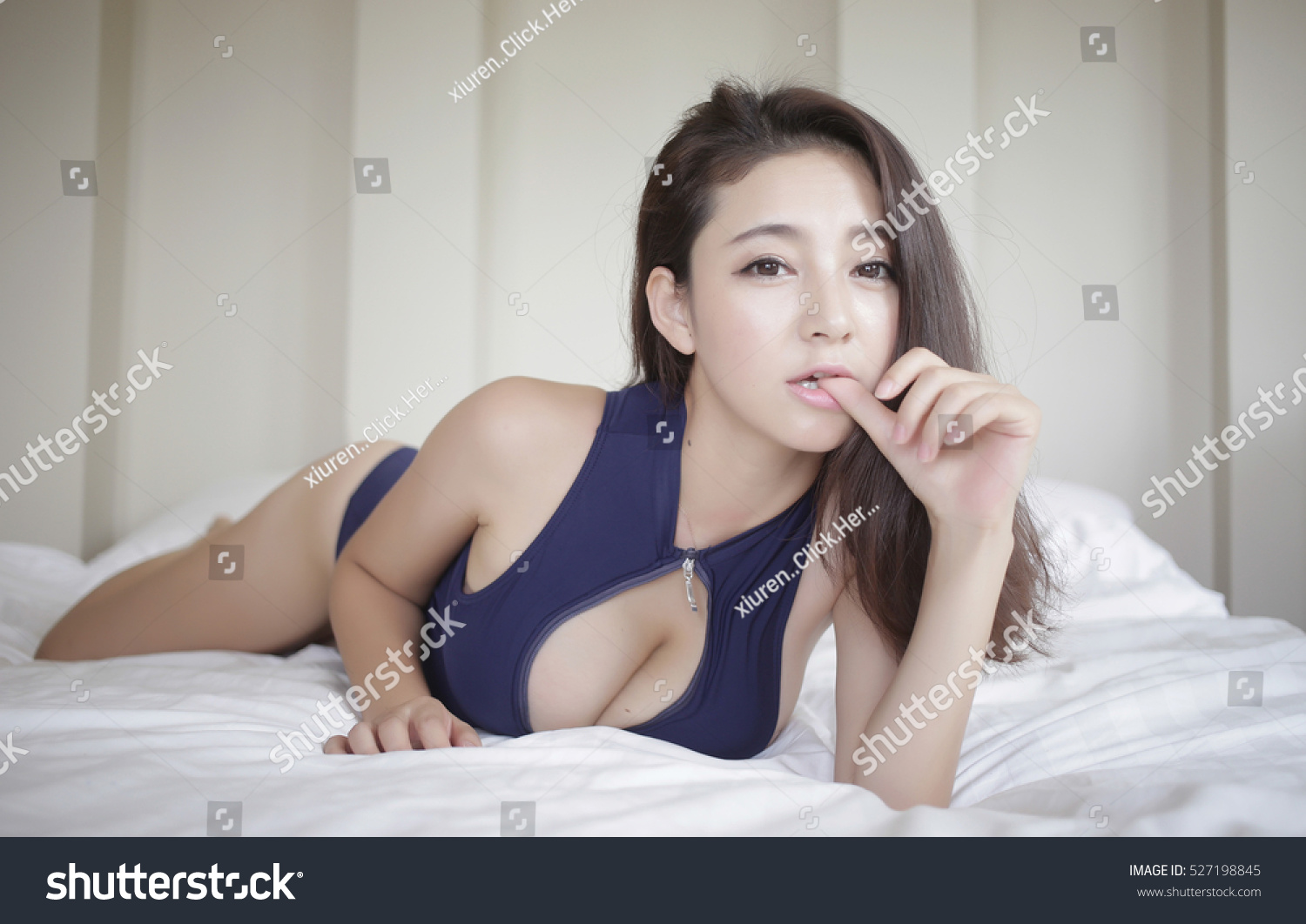 sexy beautiful asian japanese model young stock photo (edit now