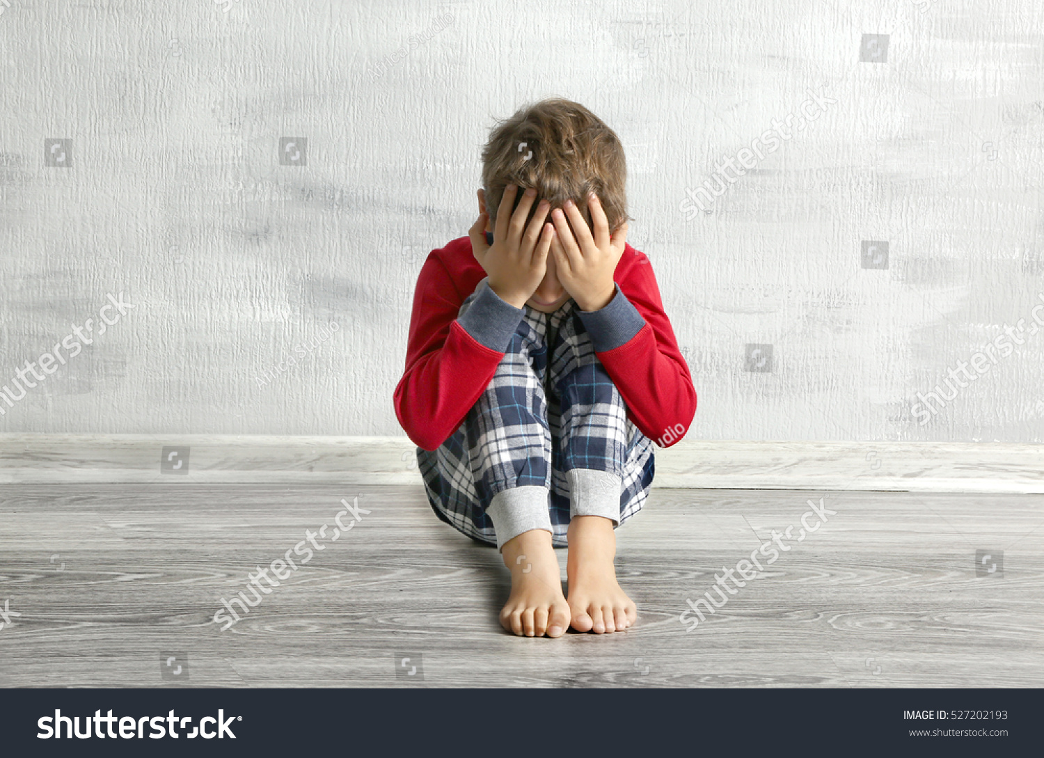 A Commentary on Little Boy Crying
