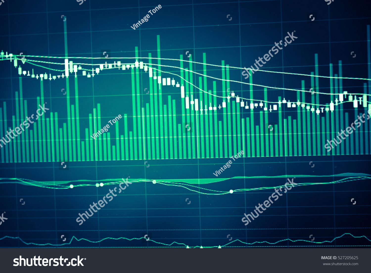 Forex market volume analysis