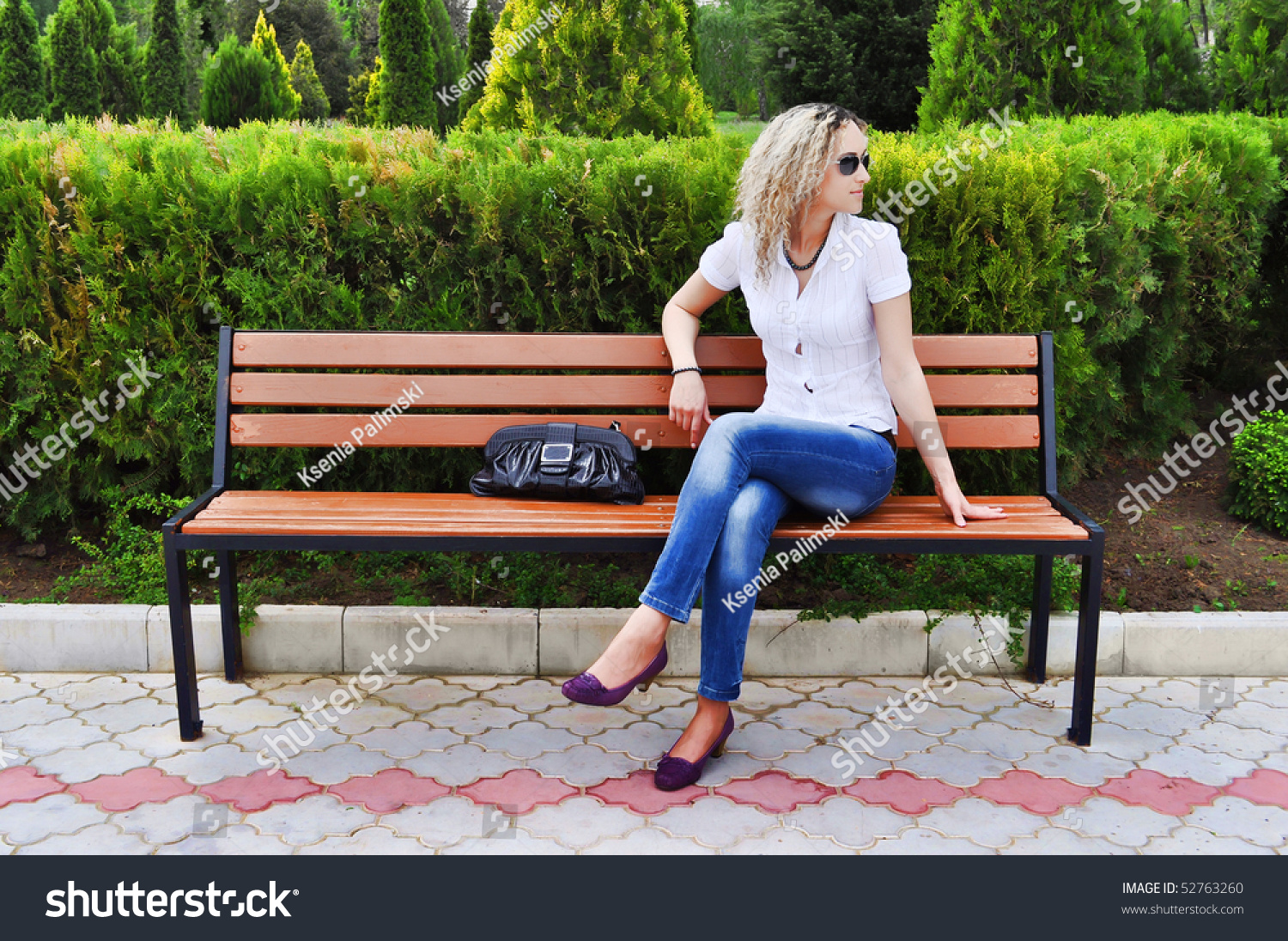 Sitting On A Park Bench Song 28 Images Young Man Sitting On Park Bench Stock Photo 488218501