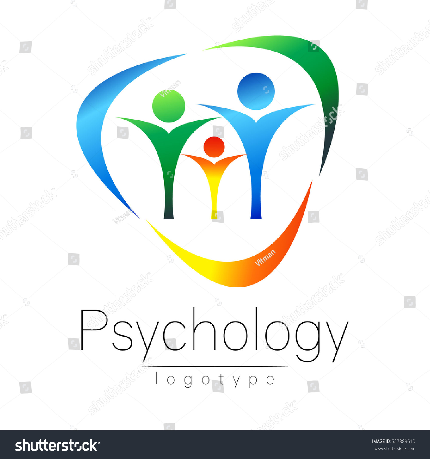 modern family logo psychology people circle stock photo photo rh shutterstock com