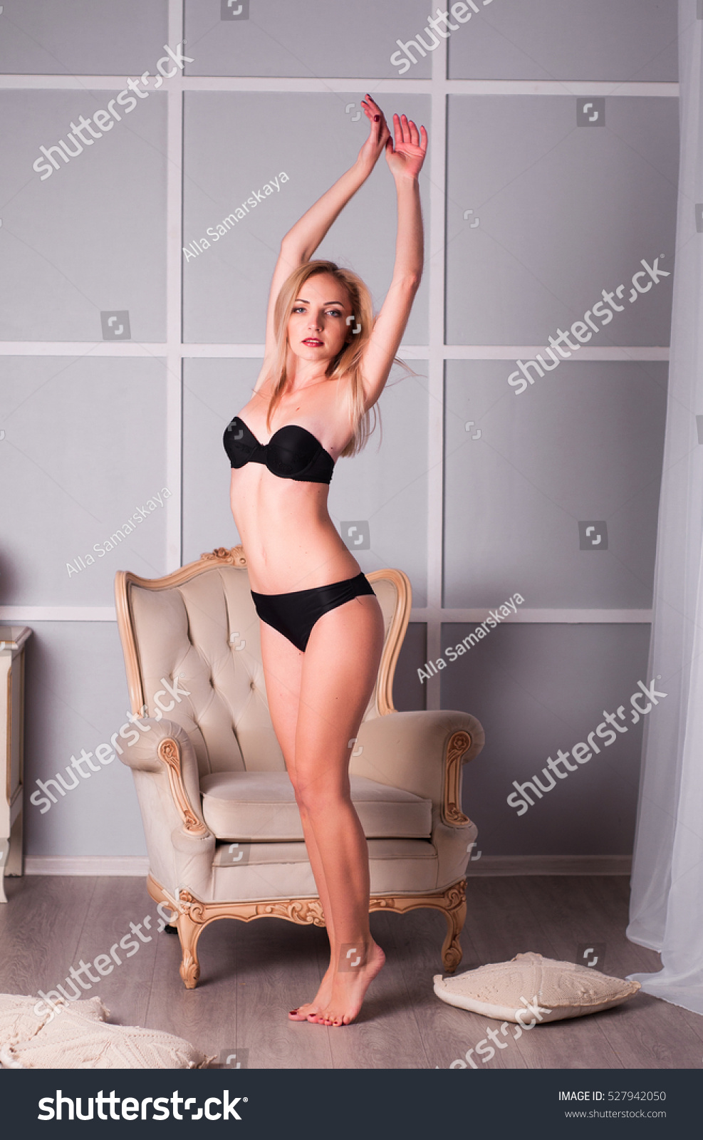 Skinny Pretty Virgins Ls: Gorgeous Pretty Girl Skinny Girl Perfect Stock Photo