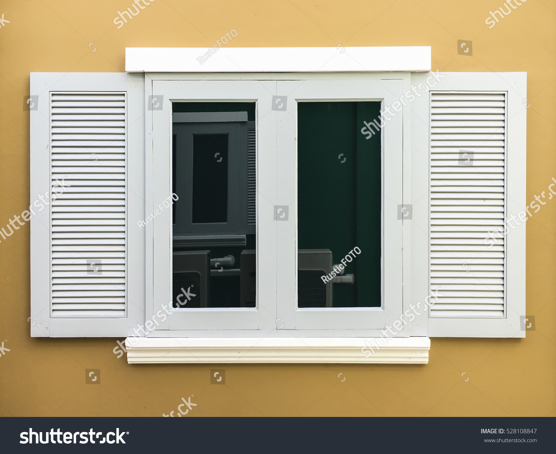 European Style Window Stock Photo 528108847 Shutterstock