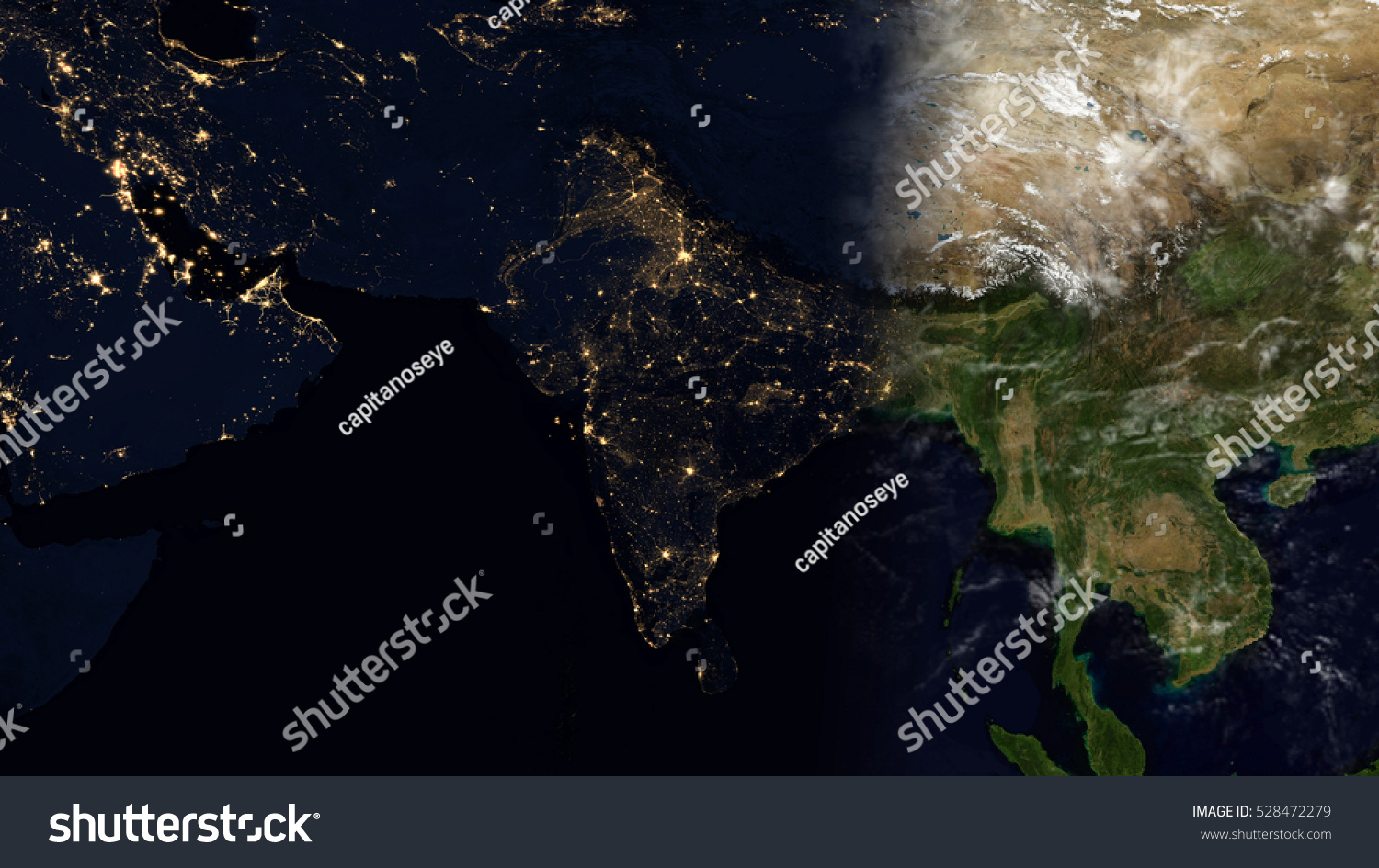 India satellite space view planet earth stock illustration 528472279 india satellite space view planet earth map composition elements of this image furnished by gumiabroncs Choice Image
