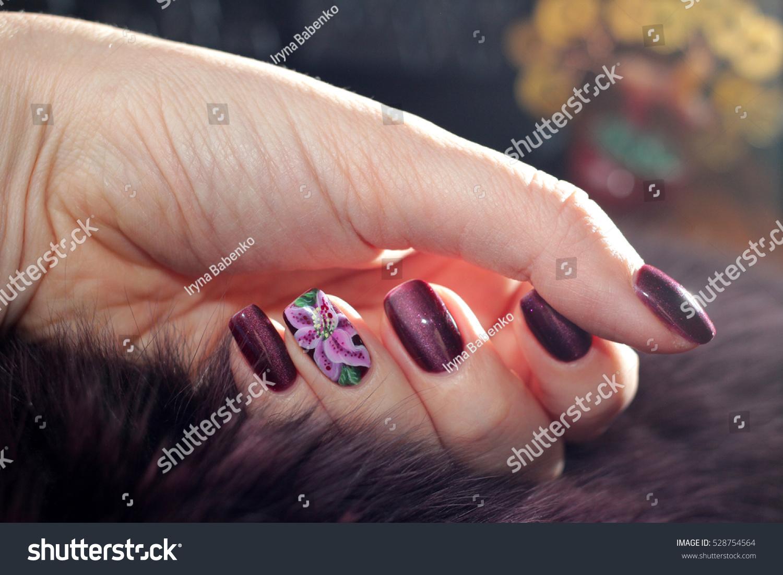 Fantastic Gel Polish Nail Designs Photos - Nail Art Ideas - morihati.com