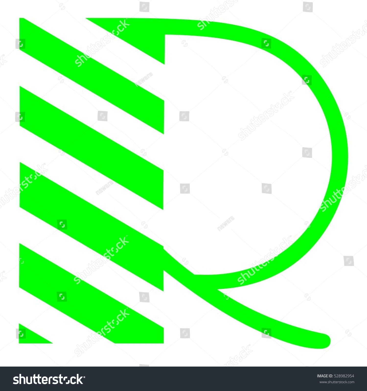 Letter r icon logo templates r stock vector 528982954 shutterstock the letter r and icon logo templates r initial vector design element for download spiritdancerdesigns Image collections