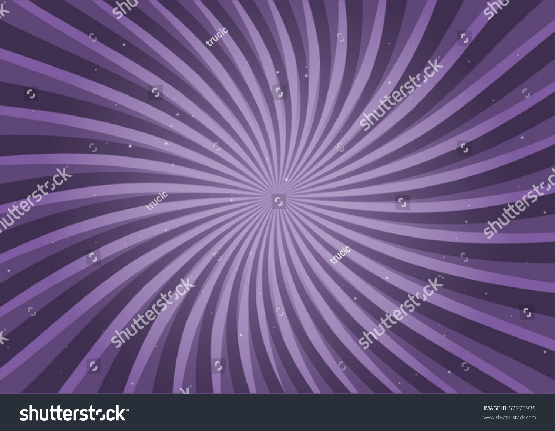 Purple Swirl Vector - 52973938 : Shutterstock