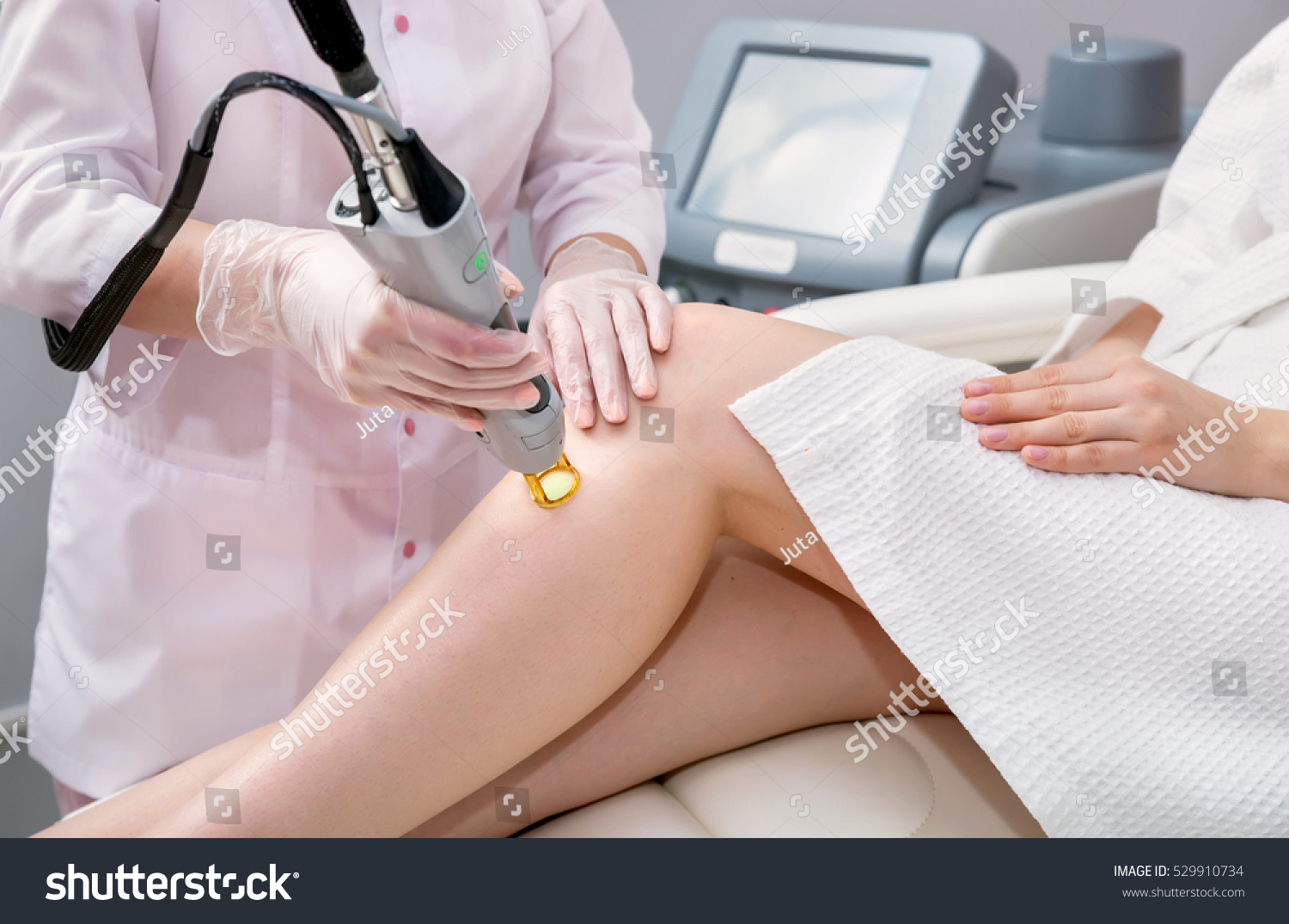 Laser technology in the service of a cosmetologist: beauty without harm to health