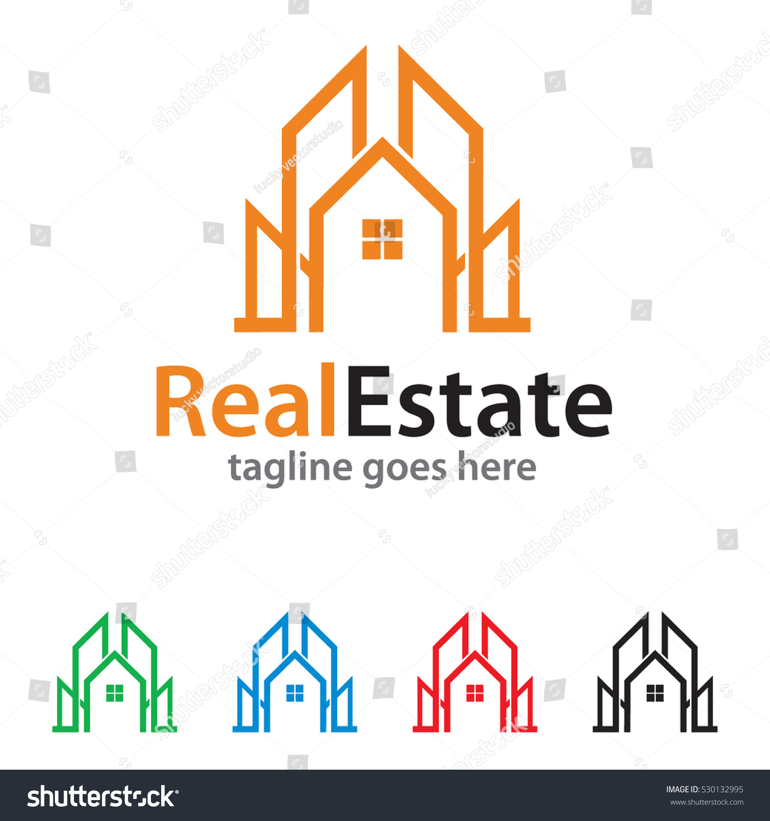 real estate design templates