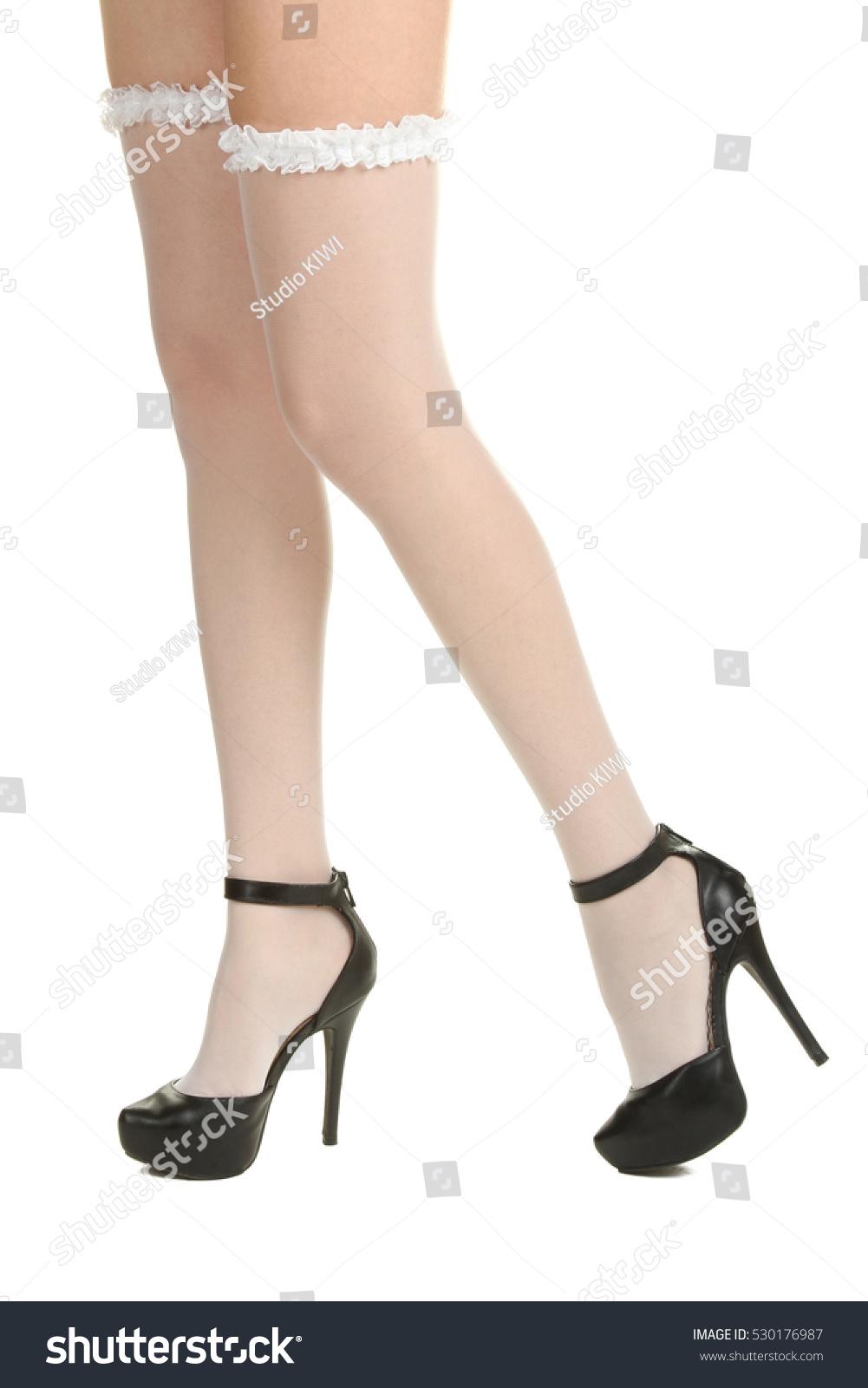 Long Legs High Heels Fucking