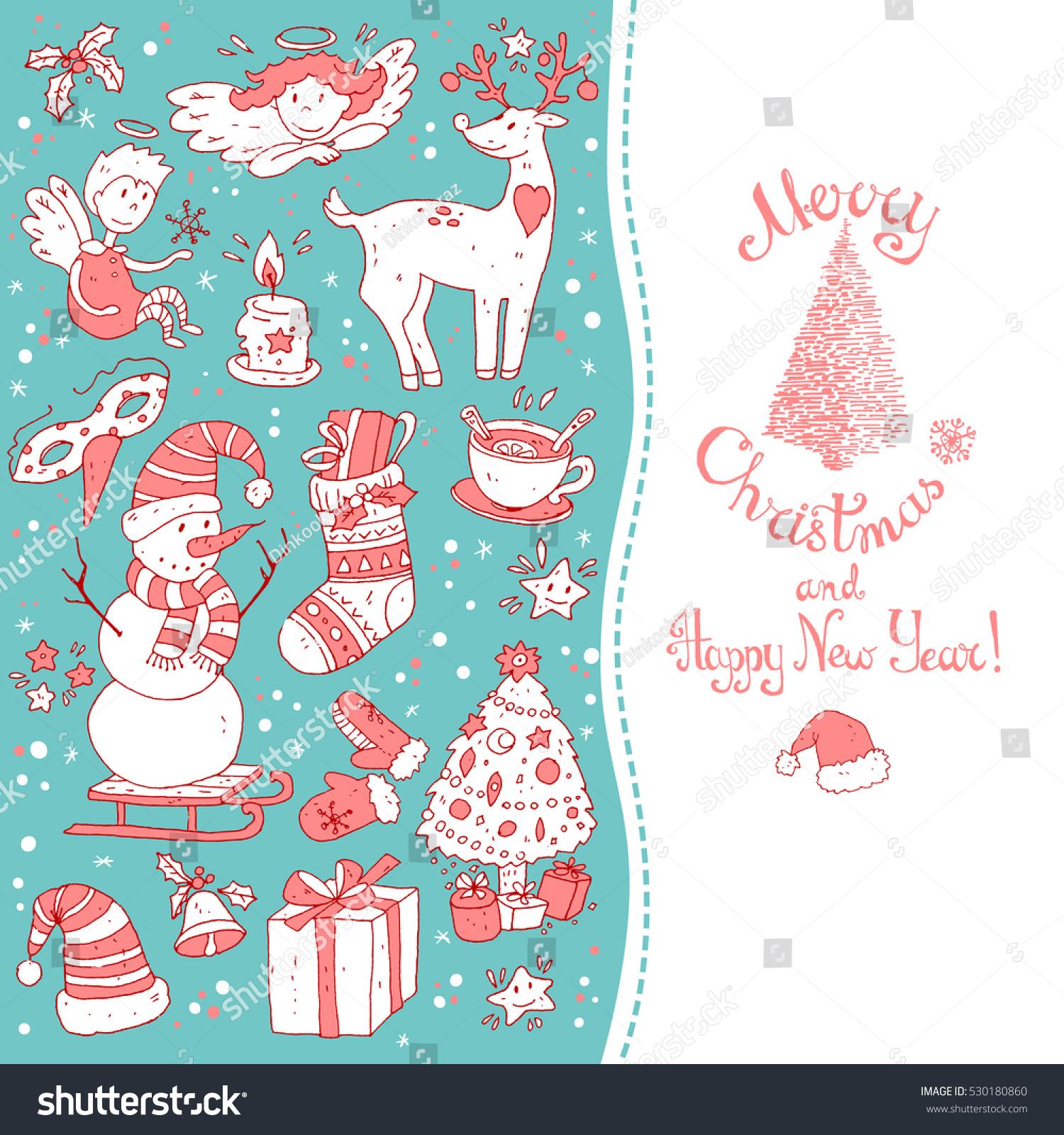 christmas greetings template