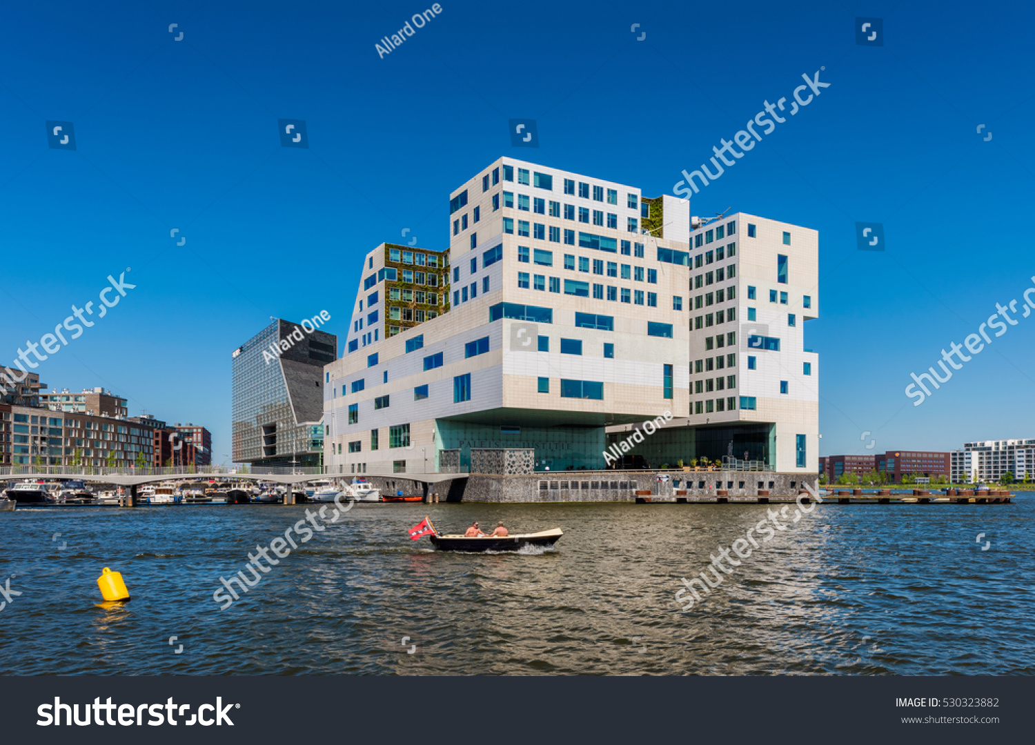 Amsterdam Netherlands May 9 Palace Justice Stock Photo 530323882 Shutterstock